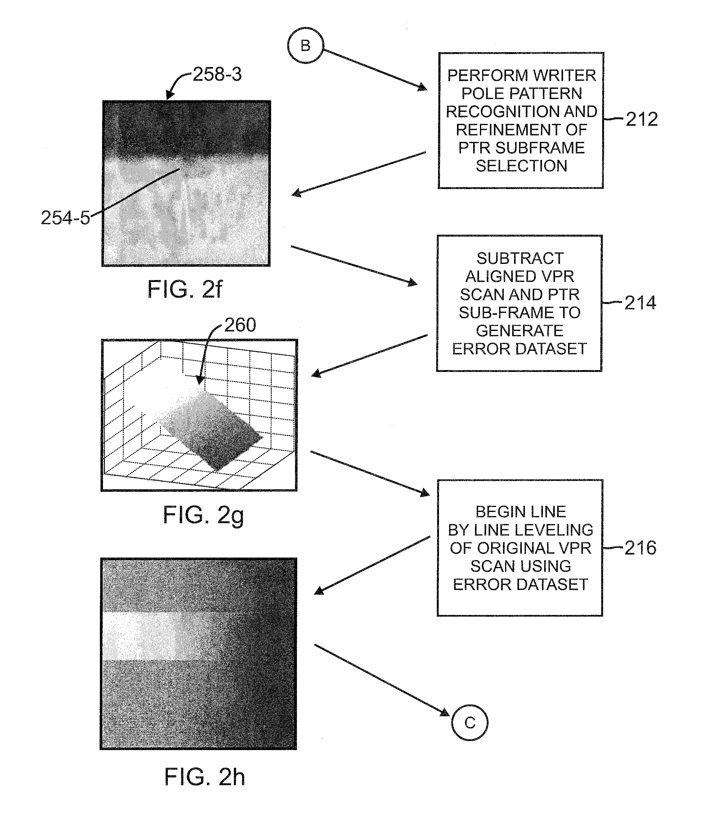 Patent US8490211 - Methods for referencing related magnetic head ...