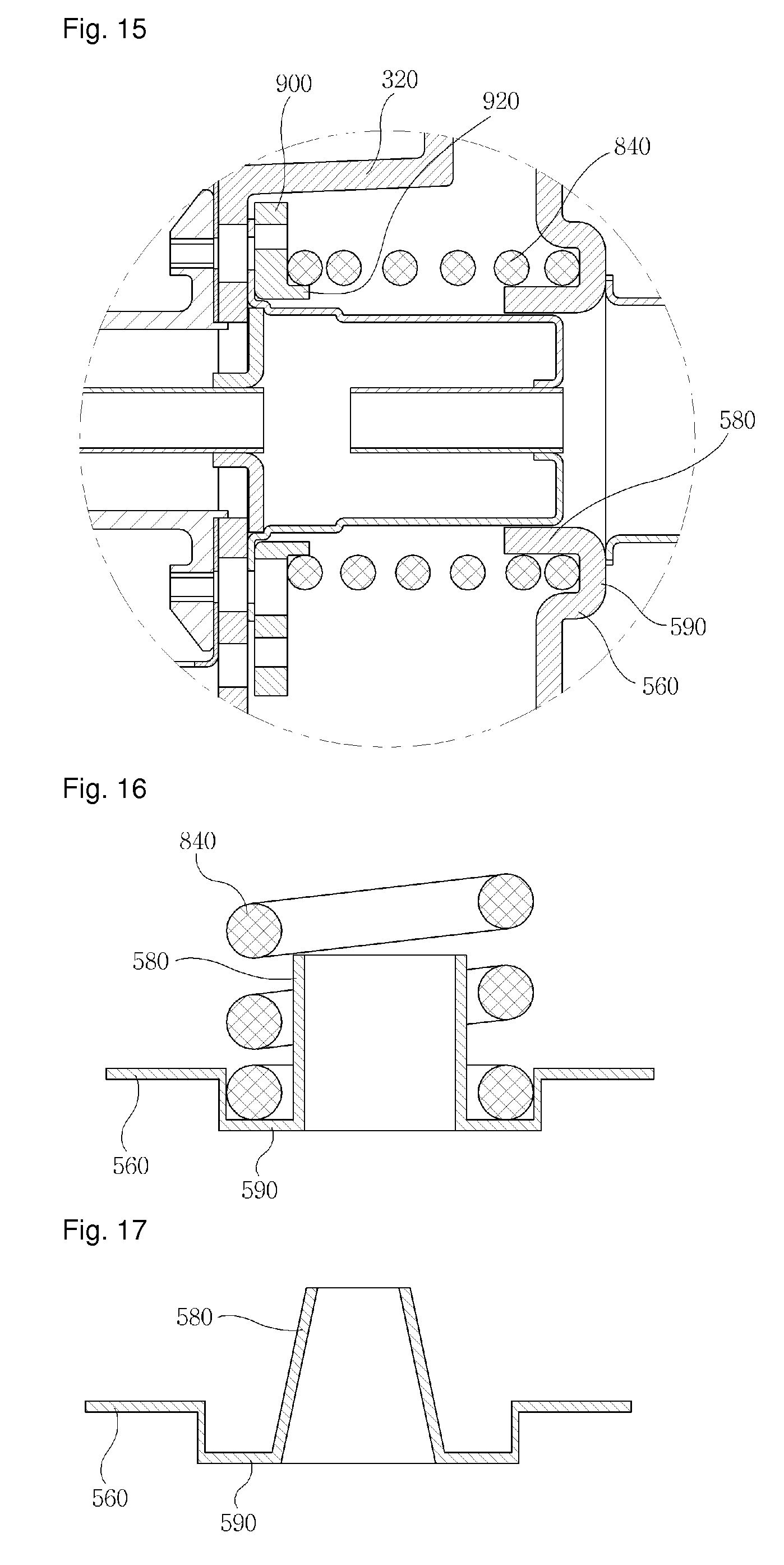 Patent Us8496453 Linear Compressor Google Patents 2005 Kia Amanti Fuse Box Drawing