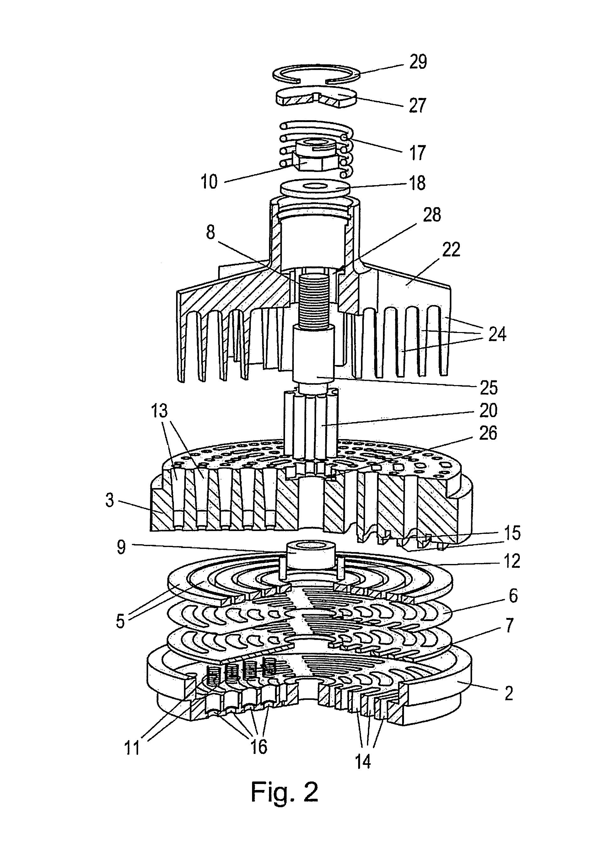 hoerbiger reciprocating compressor valves