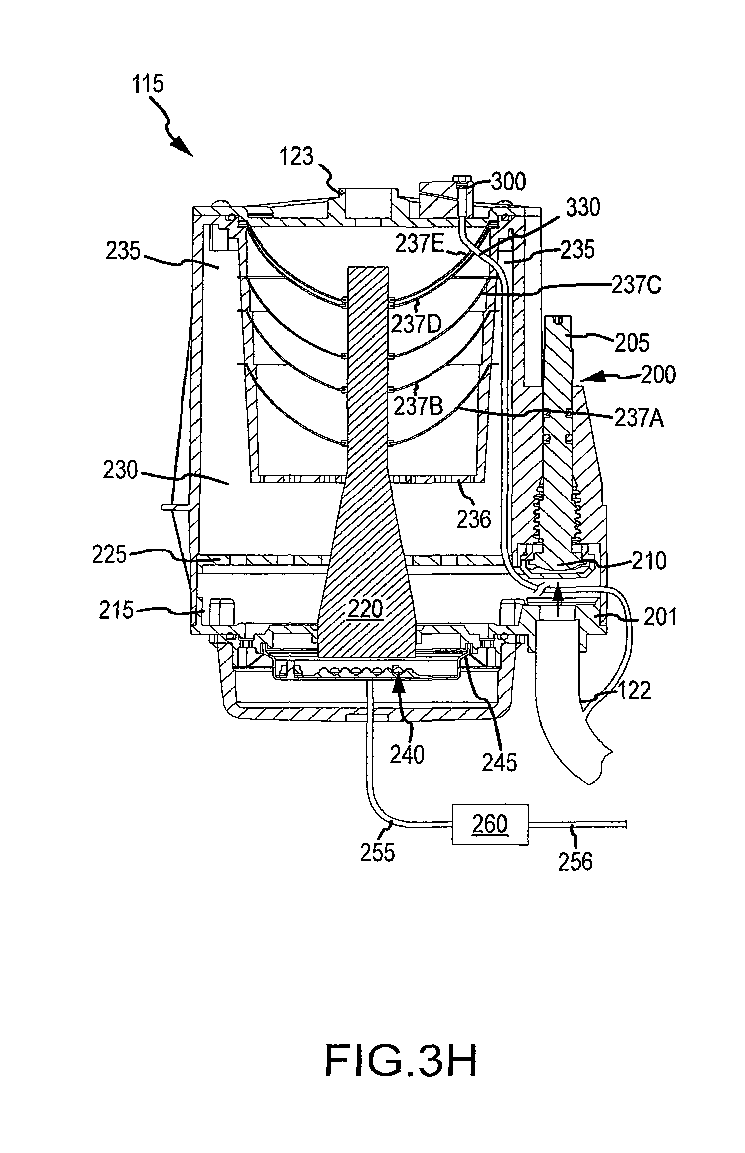 Us8523087 Surface Disruptor For Laminar Jet 1990 Ezgo Gas Wiring Diagram Schematic Patent Drawing