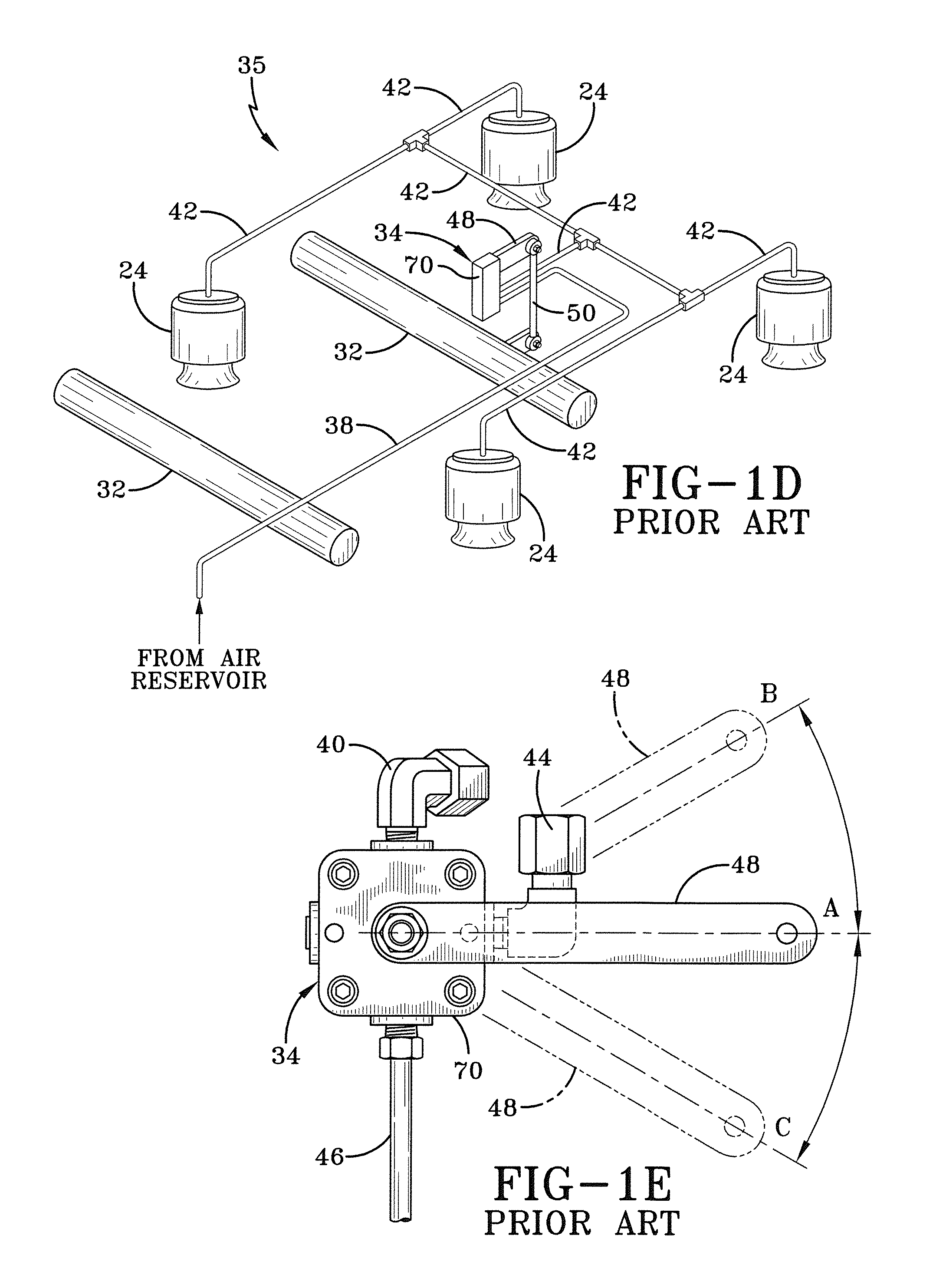 hendrickson air ride valve diagram wiring diagrams