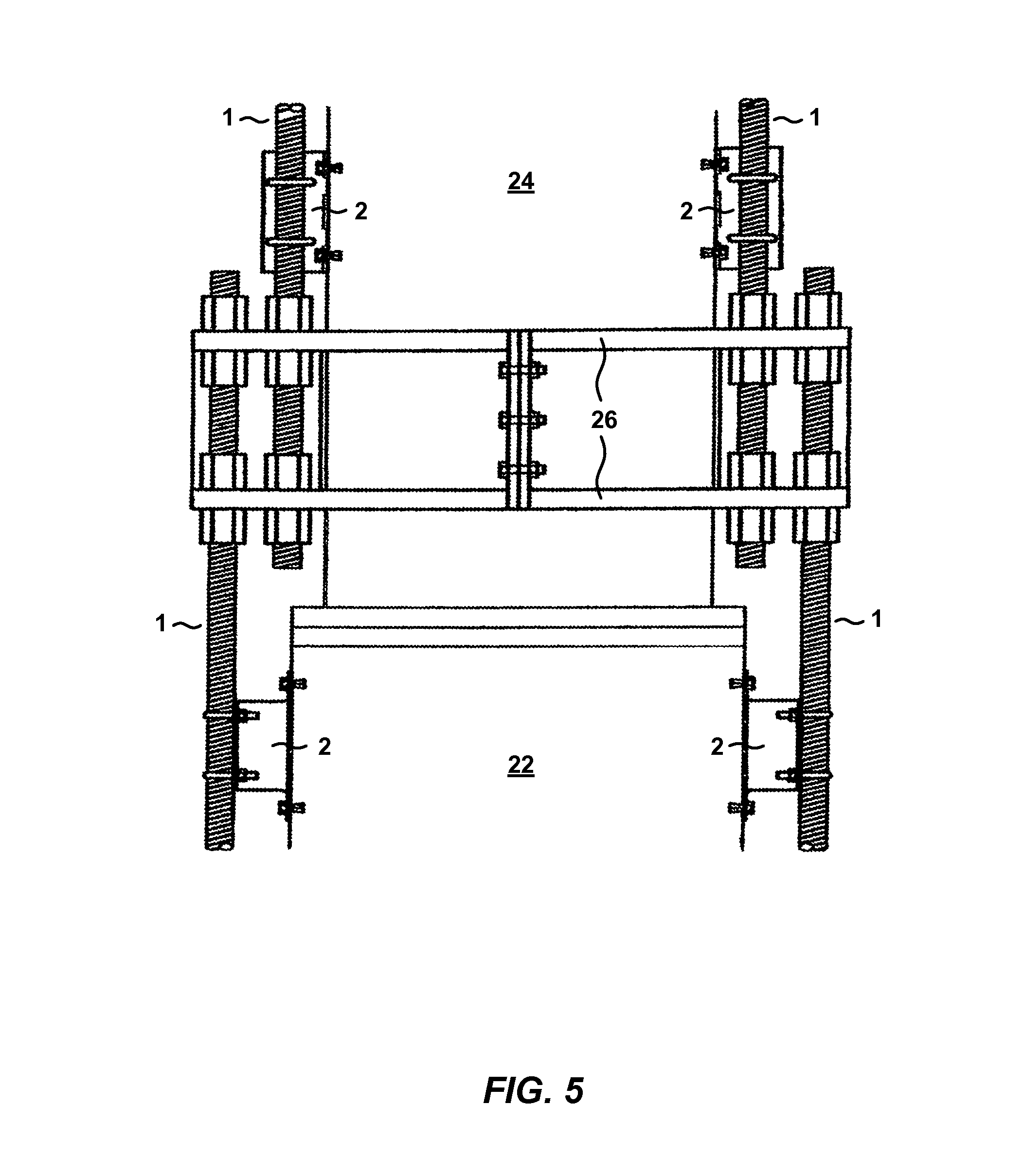 patent us reinforcement system for poles patents patent drawing