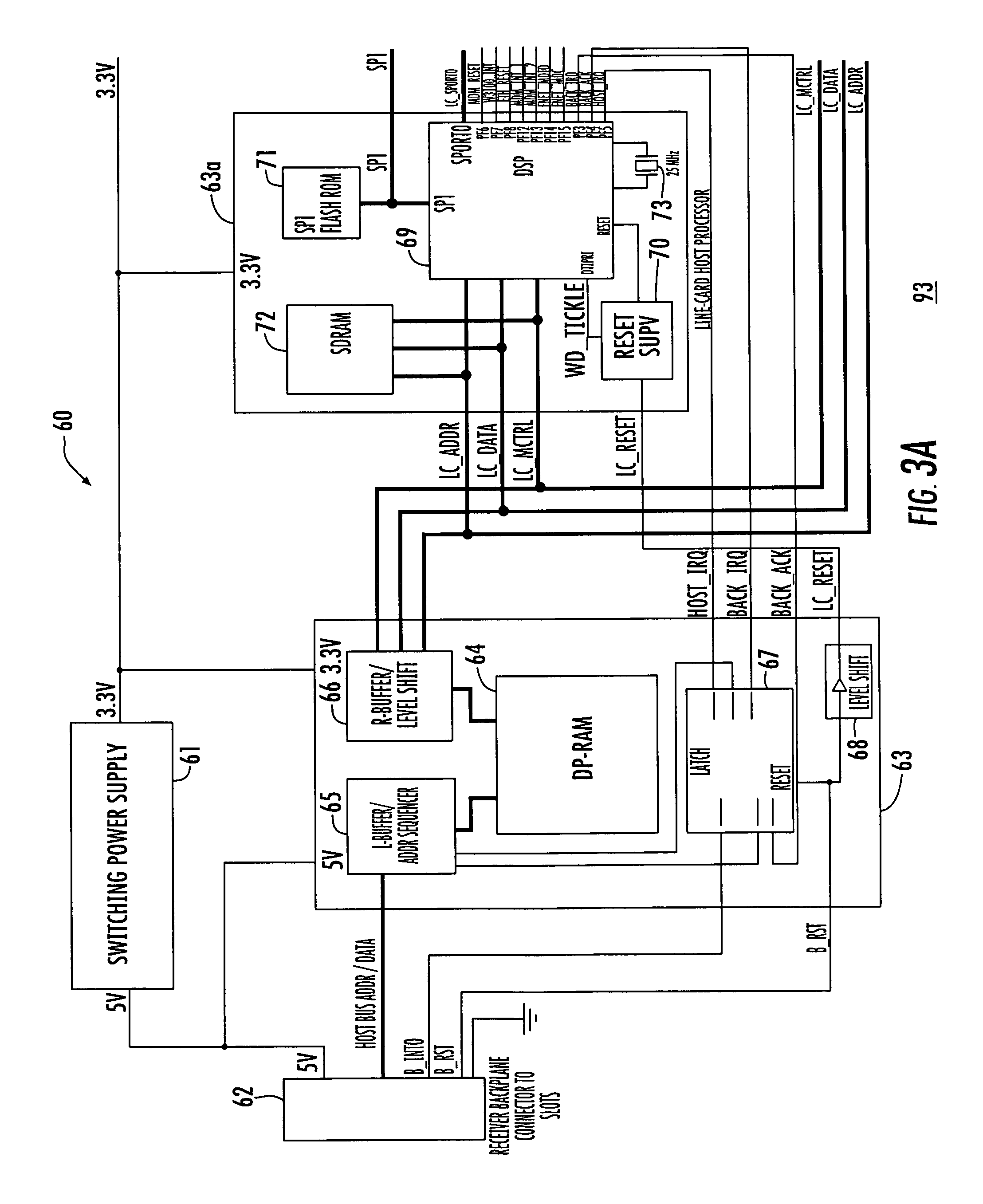 US08531286 20130910 D00004 patent us8531286 system and method for monitoring security at a sonitrol alarm wiring diagram at bakdesigns.co