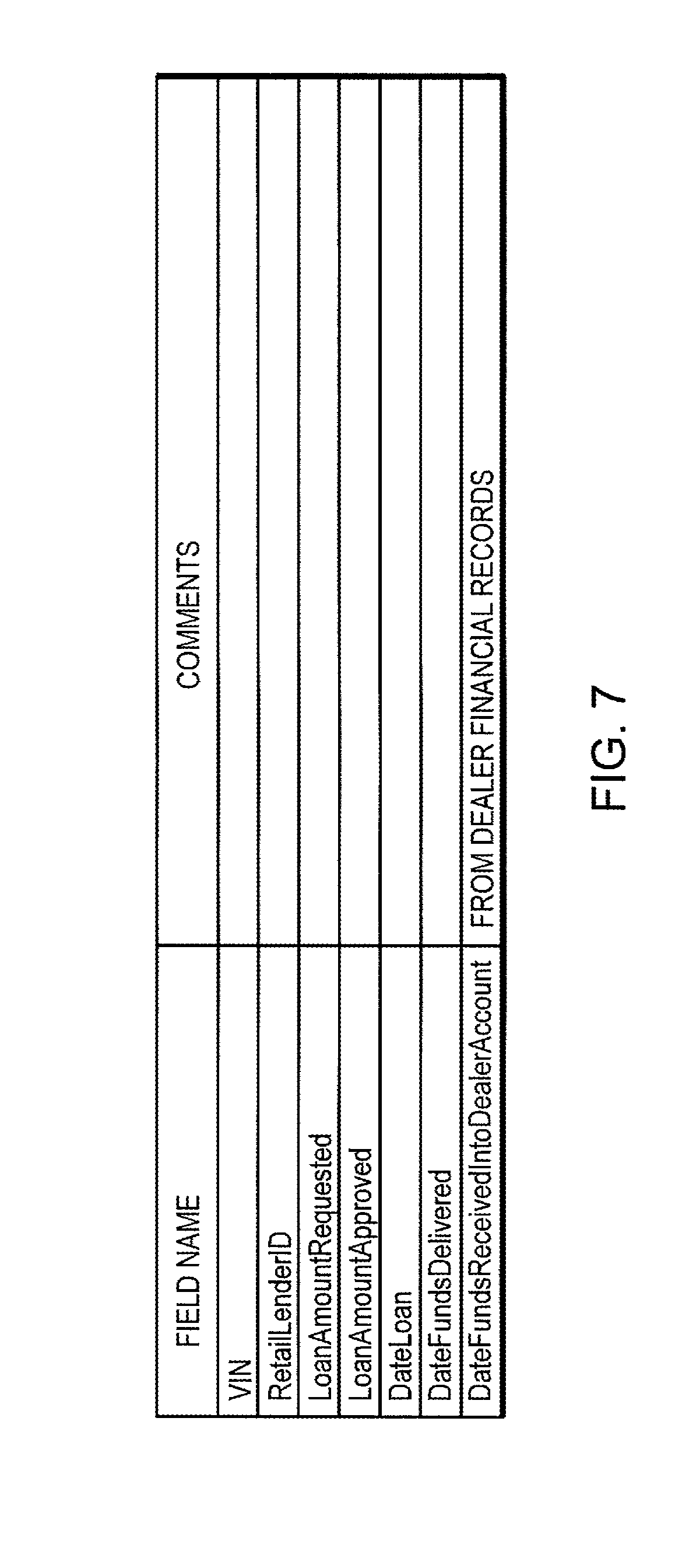 patent us8533073 electronically implemented floorplan auditing patent drawing