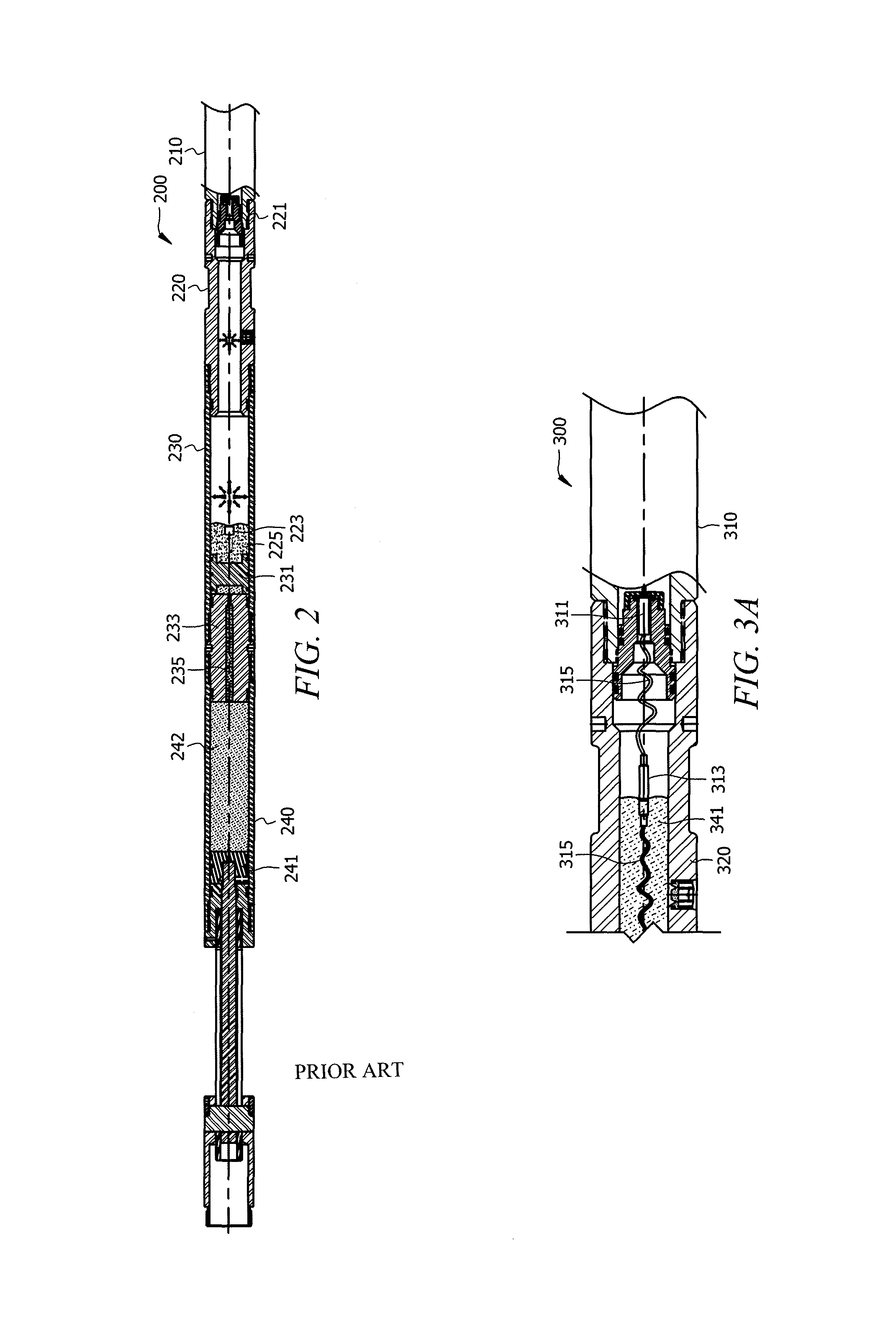 Baker setting tools - Patent Drawing