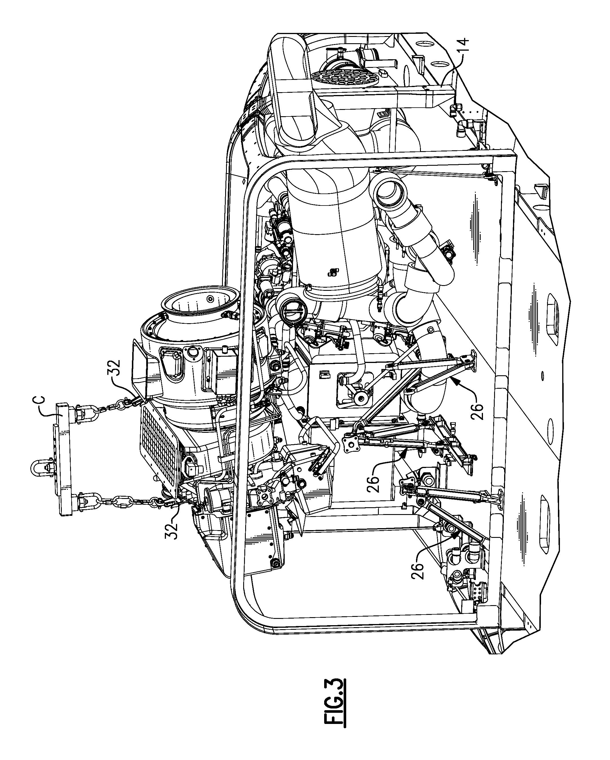 schaltplang engine stand