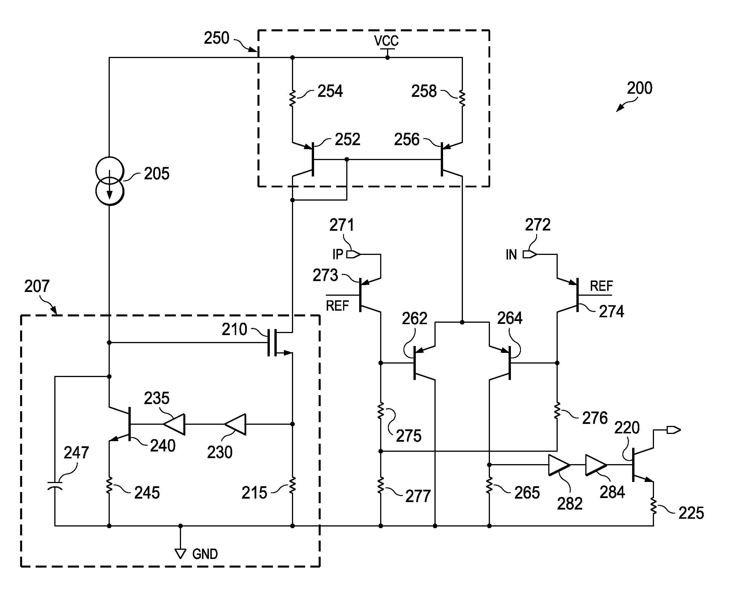 Laser Diode Driver Damping Circuit Diagram And Image Wiring Patent Us8537868 Write Feedback Current Mirror