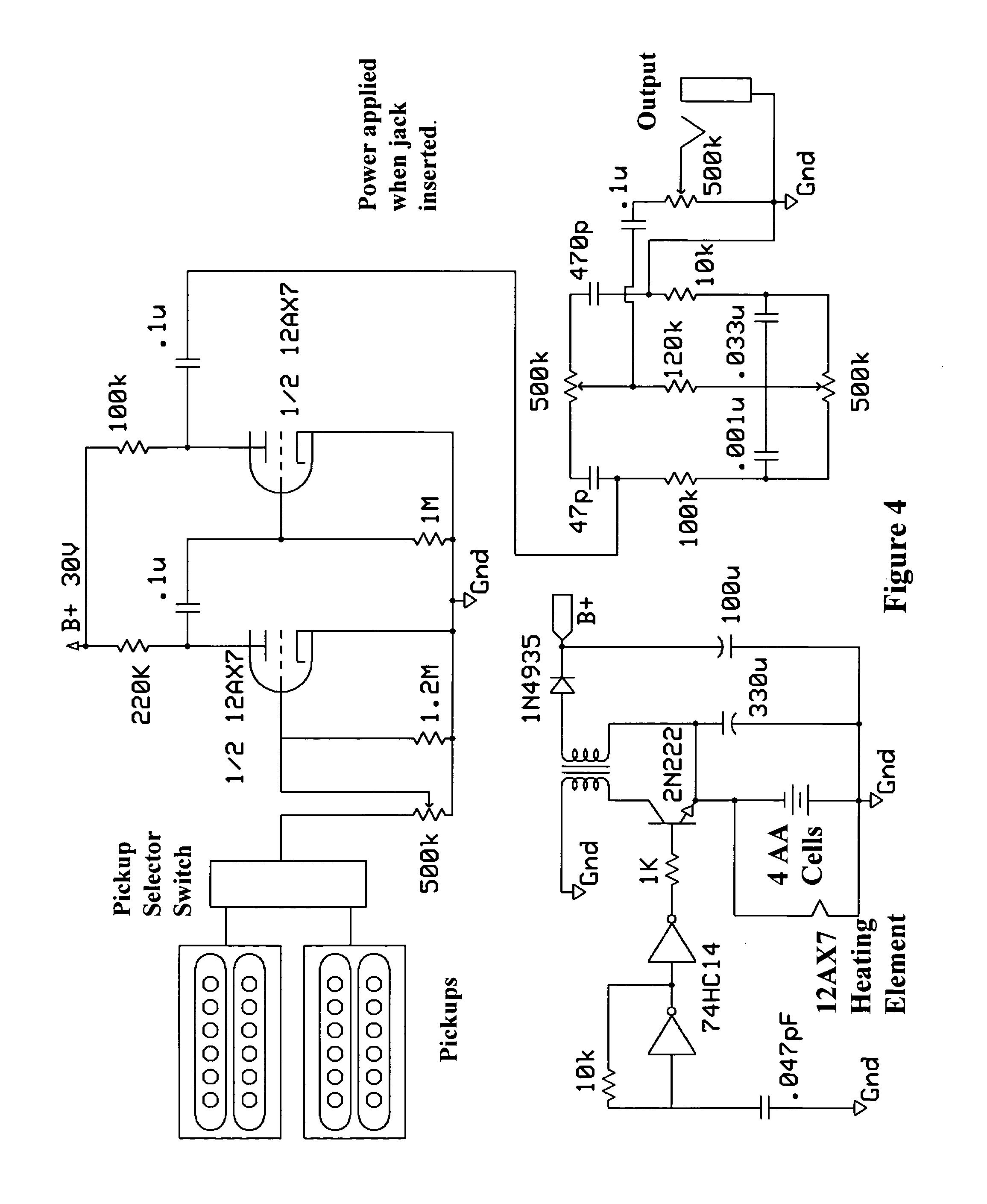 acoustic guitar jack wiring diagram