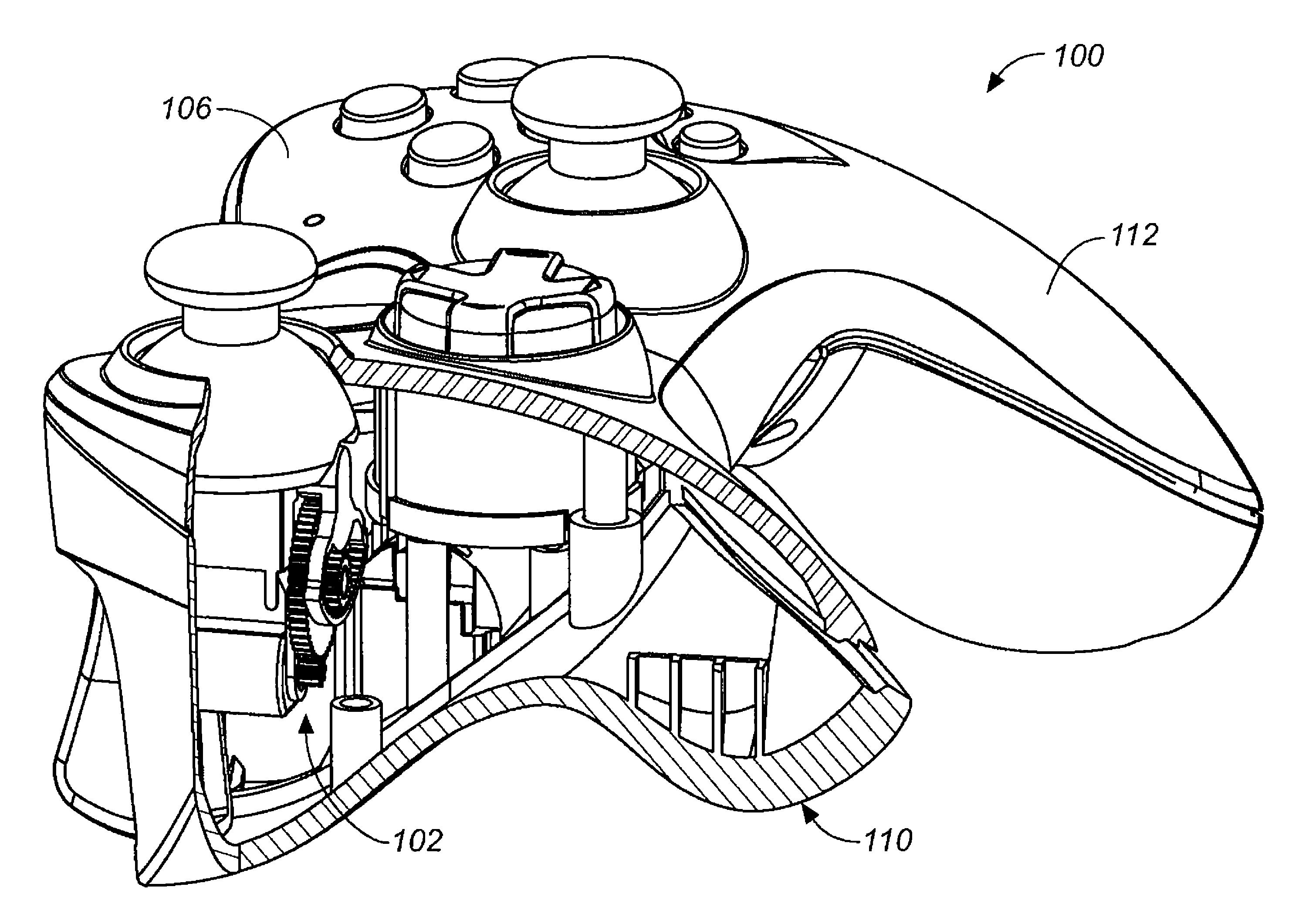 patent us8545323