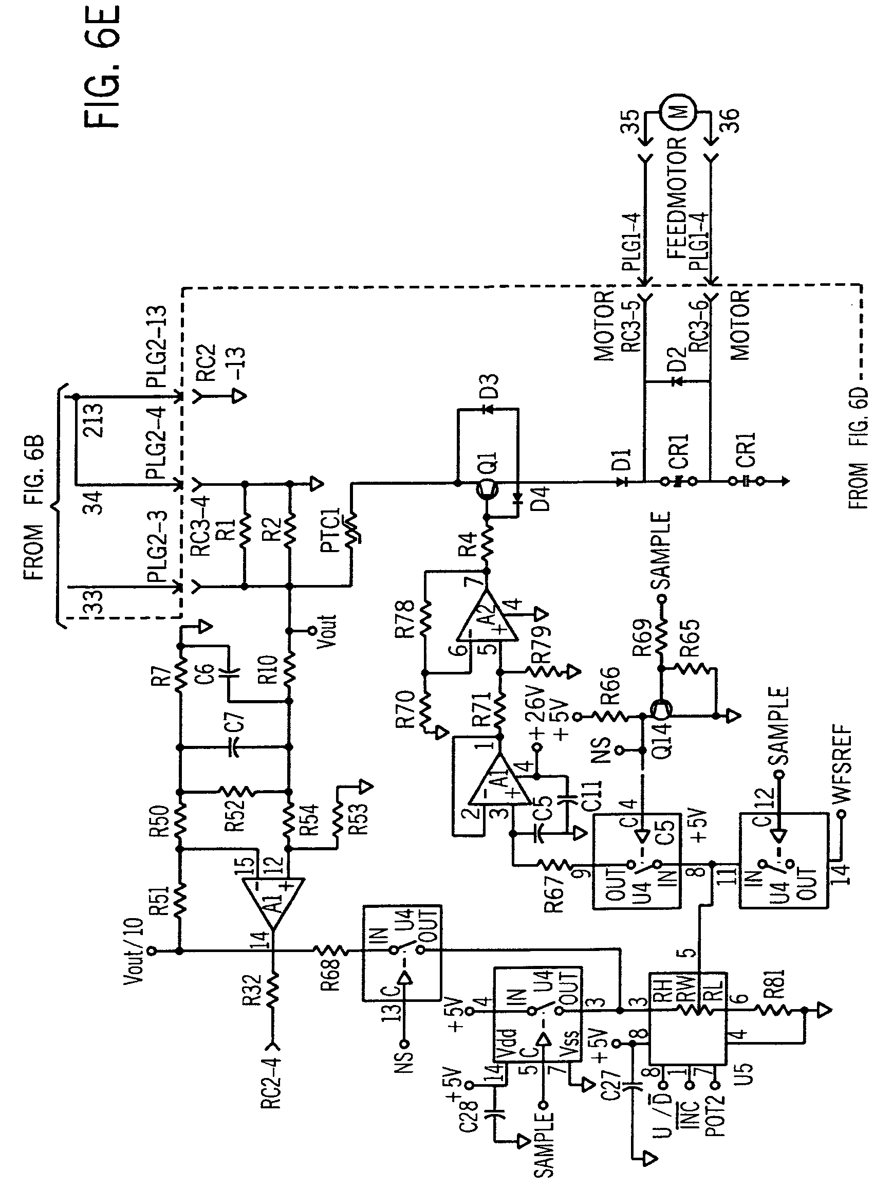 US08546728 20131001 D00010 patent us8546728 welder with integrated wire feeder having hobart wiring diagrams at gsmx.co