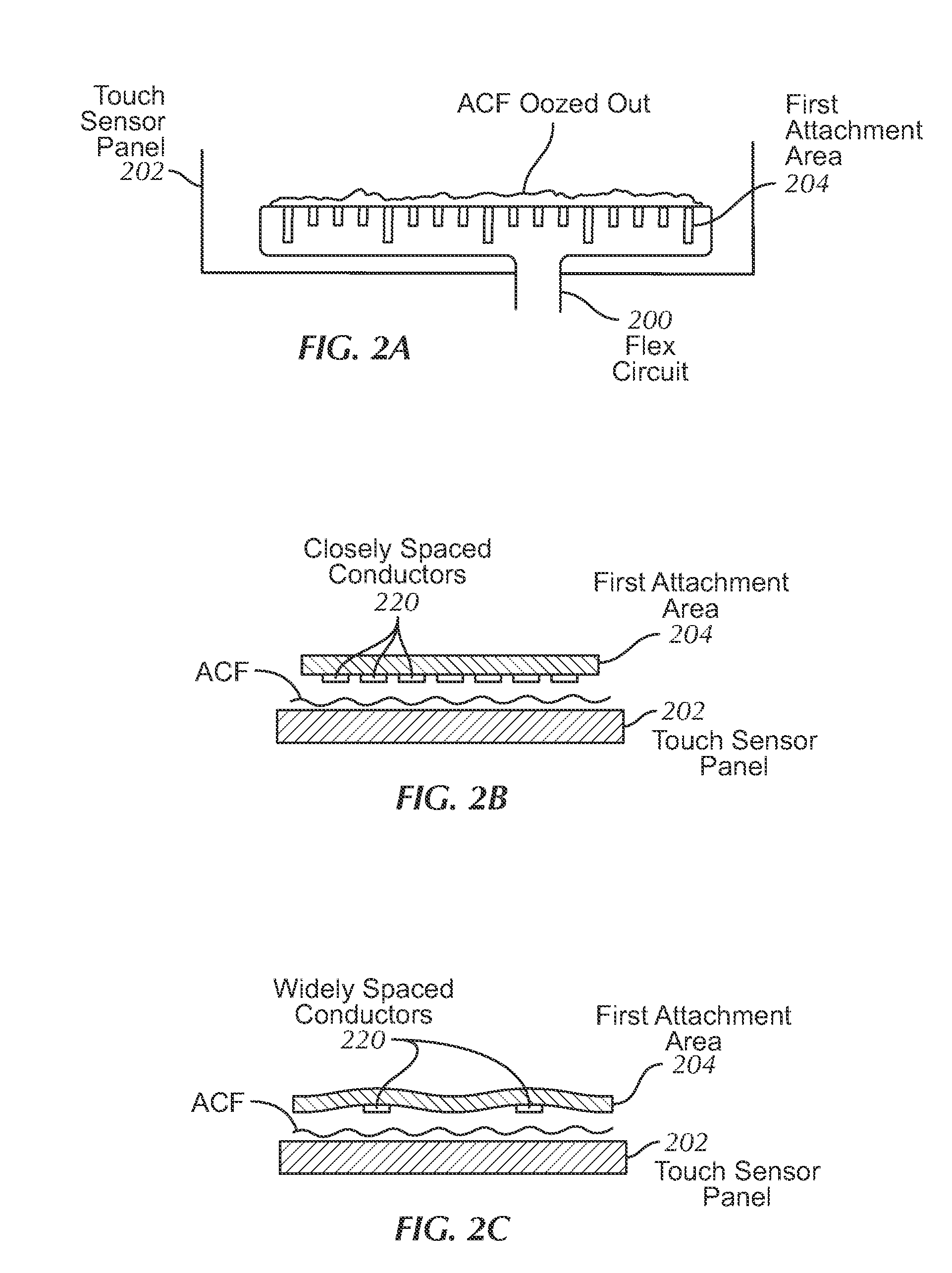 Patente Us8549738 Flex Circuit With Single Sided Routing And When Addressing Flexing Bending Folding Of A Flexible Patent Drawing