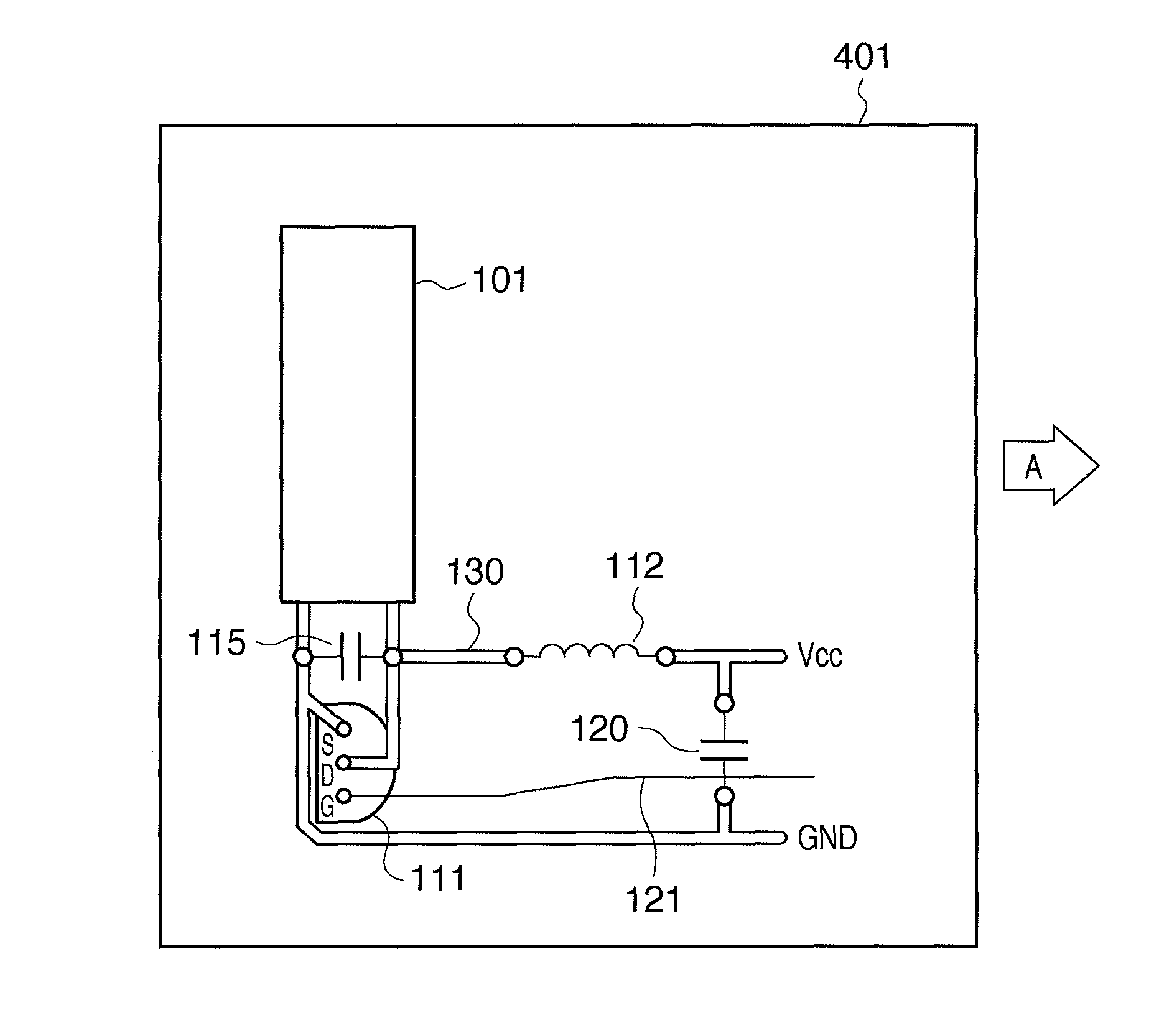 Patente Us8549742 High Voltage Power Supply Device And Image Highvoltage Amplifier Circuit Diagram For Piezoelectric Ceramic Patent Drawing