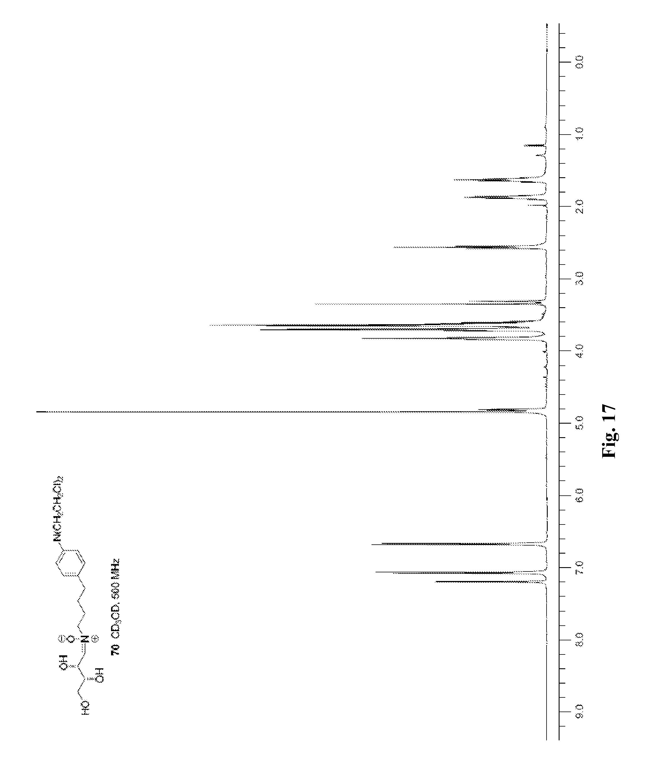 Patent US8552176 - Glycosylated chlorambucil analogs and