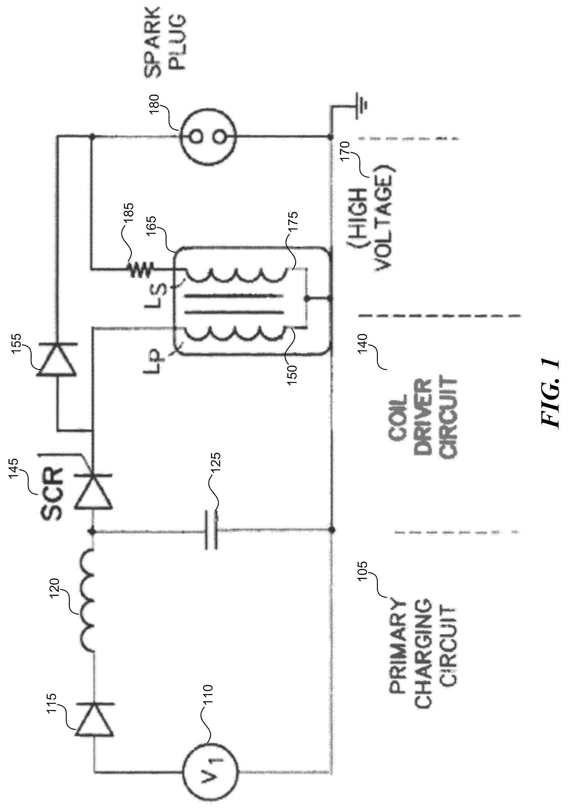 patent us8555867 - energy efficient plasma generation