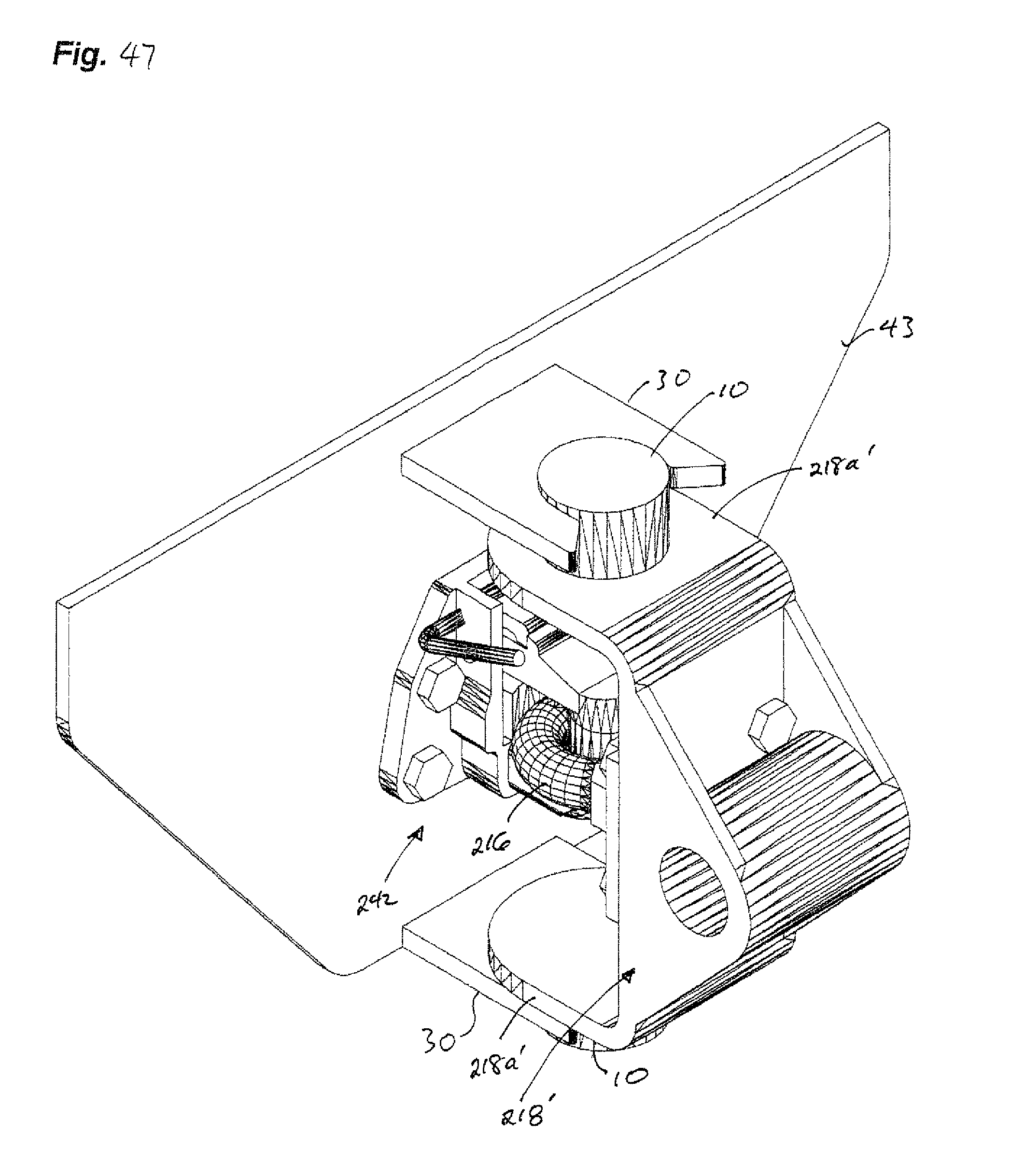 patent us8562012 - roll coupling trailer hitch assembly