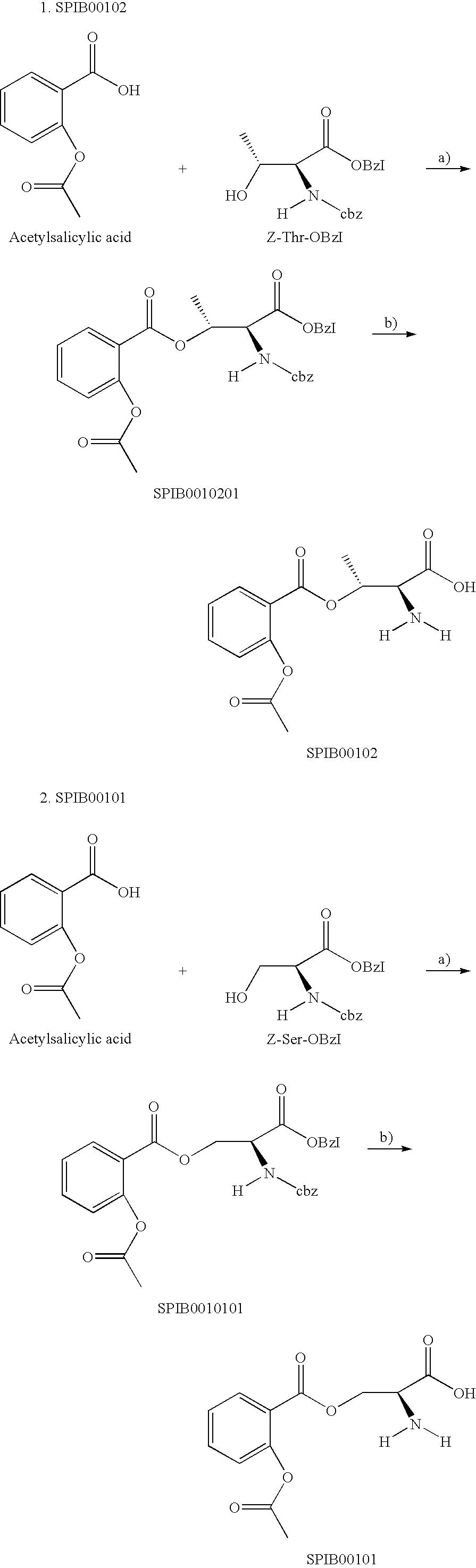 acetylsalicylic acid synthesis