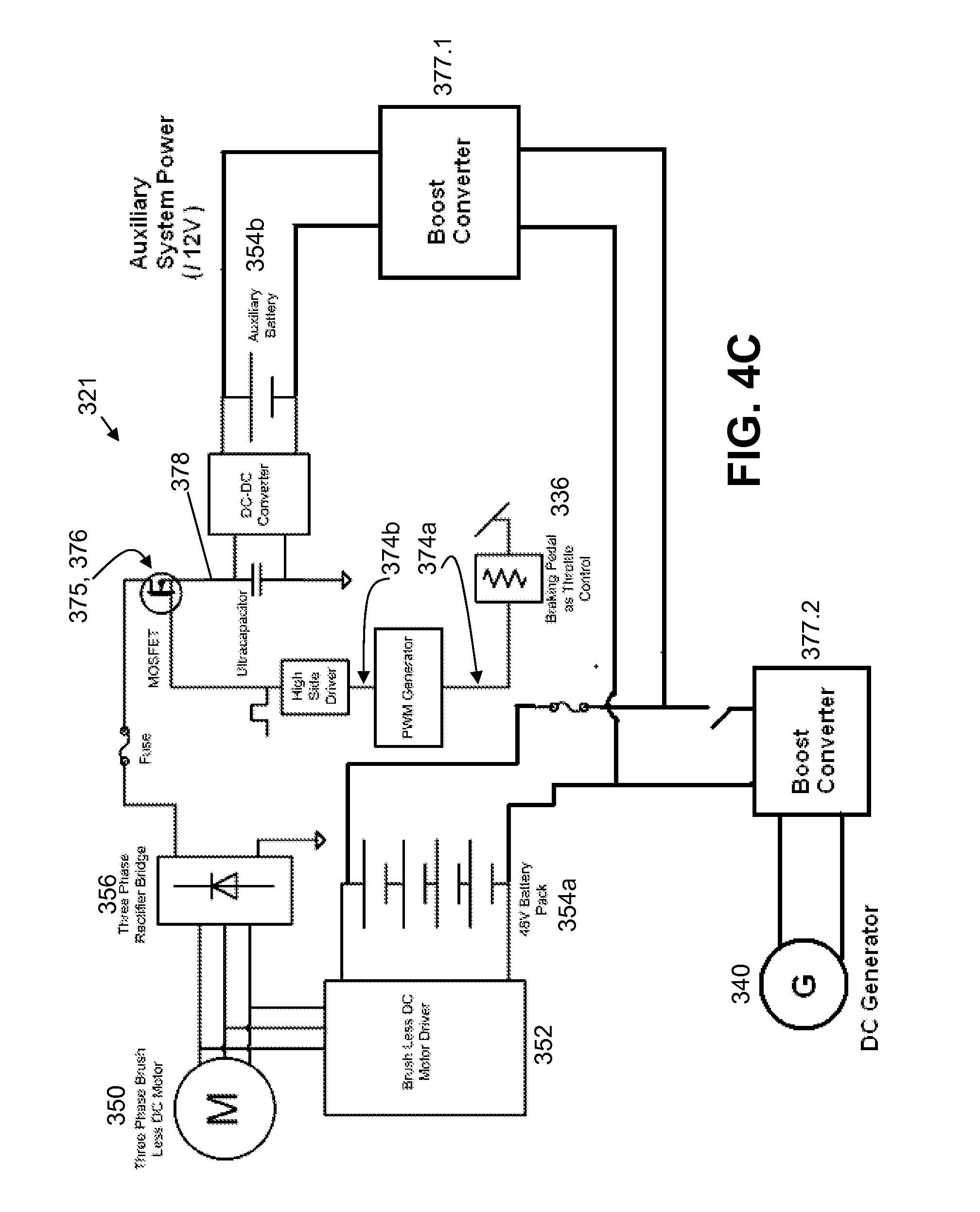 Patent Us8567547 Regenerative Braking Method Google Patenten 350 Qx Battery Wiring Diagram Drawing