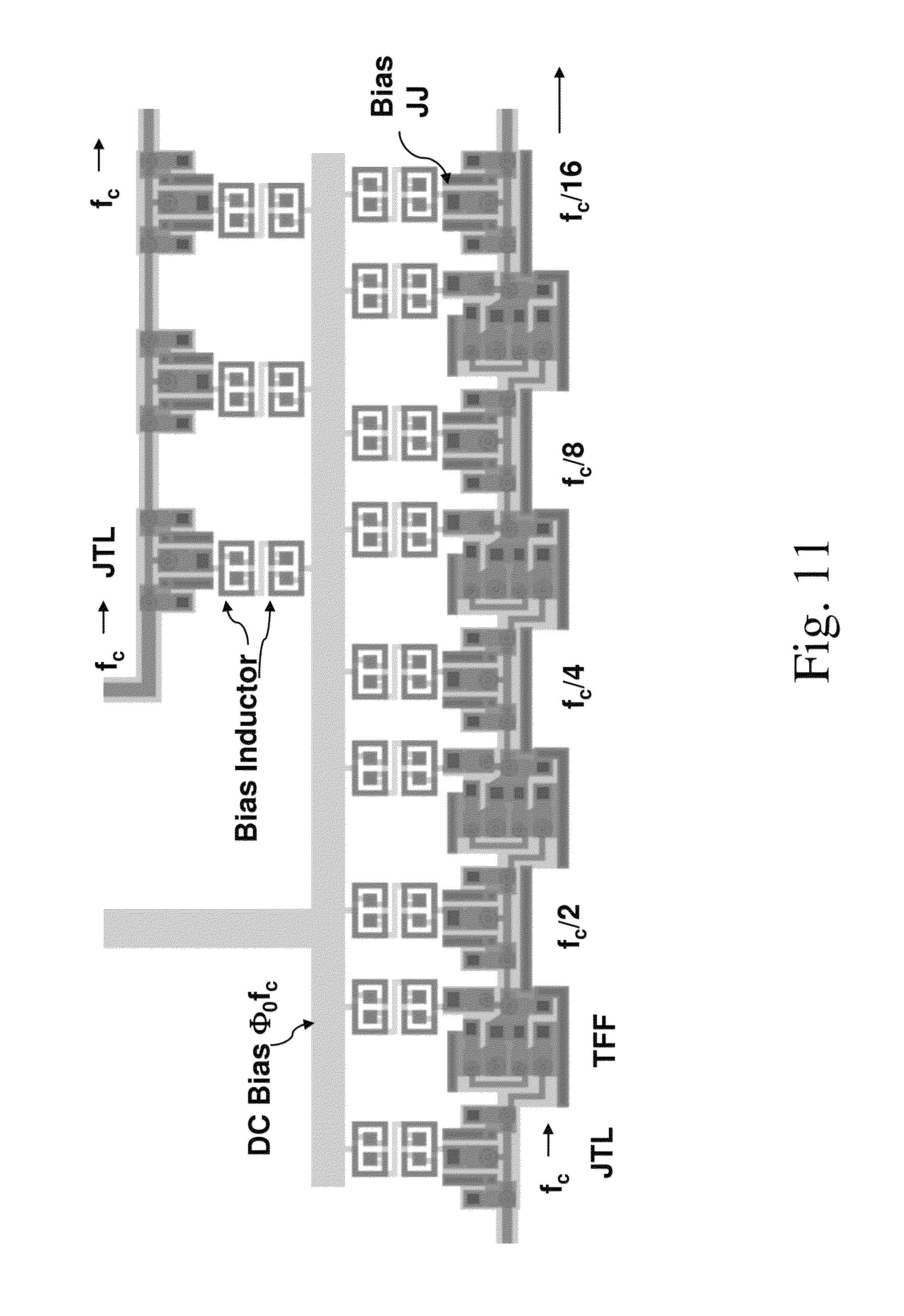 Patent Us8571614 Low Power Biasing Networks For Superconducting Once The Bias Is Set This Circuit Will Supply A Constant Current To Drawing