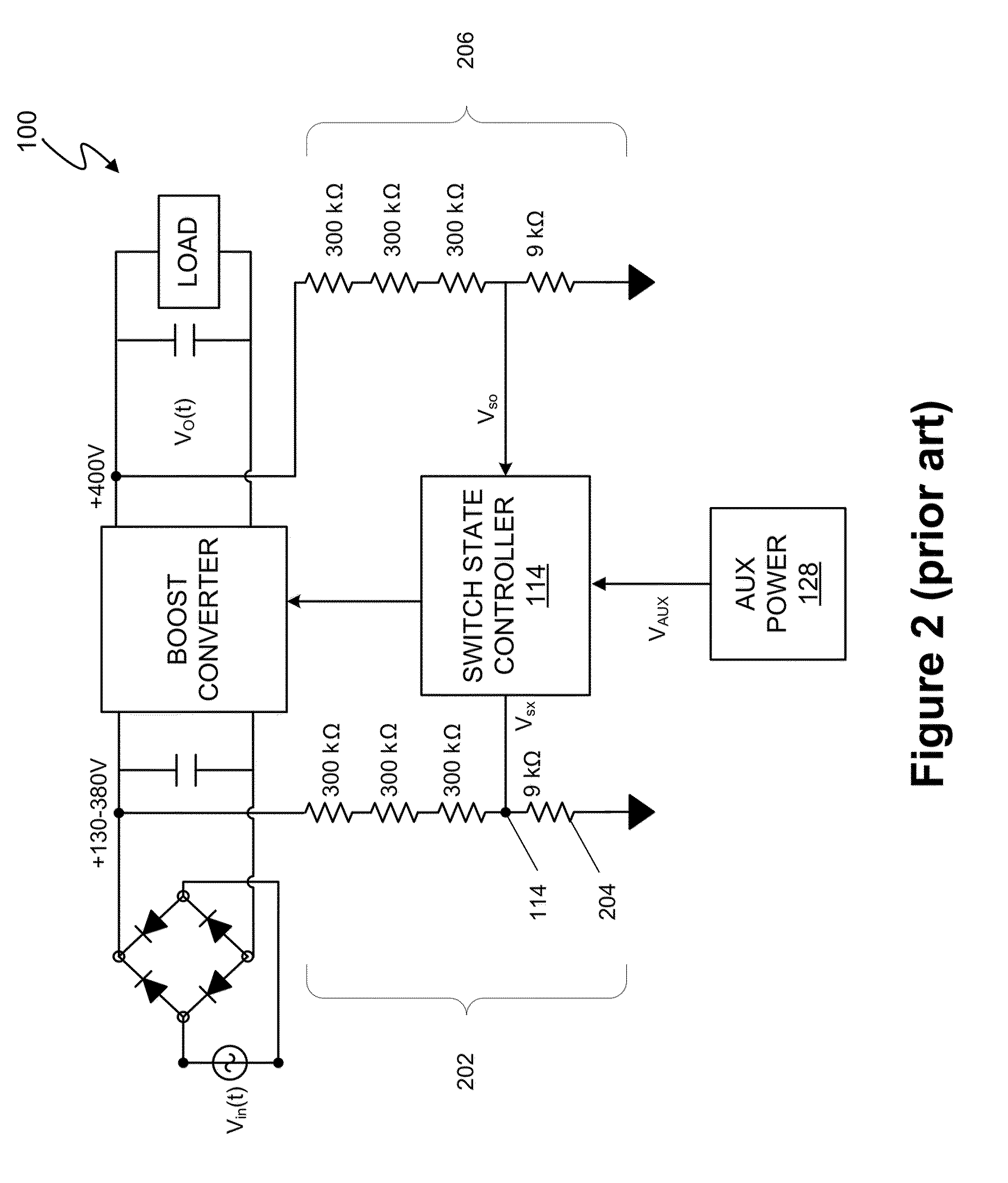 Patent Us8576589 Switch State Controller With A Sense Current 5v 3a Switchingregulatorcircuit Powersupplycircuit Circuit Drawing