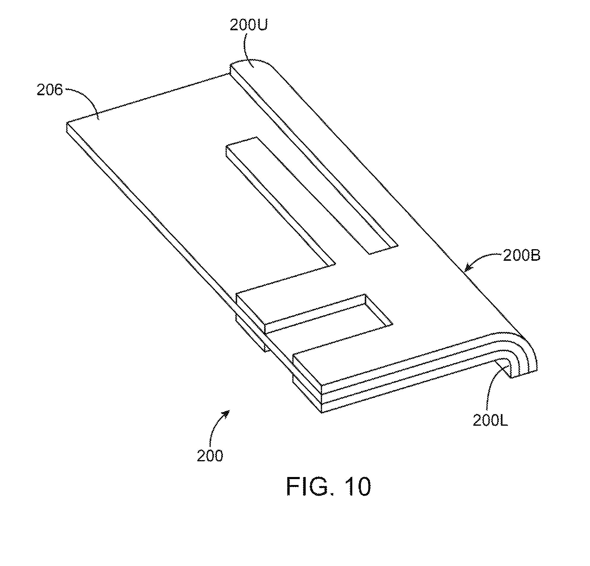 patent us8577289