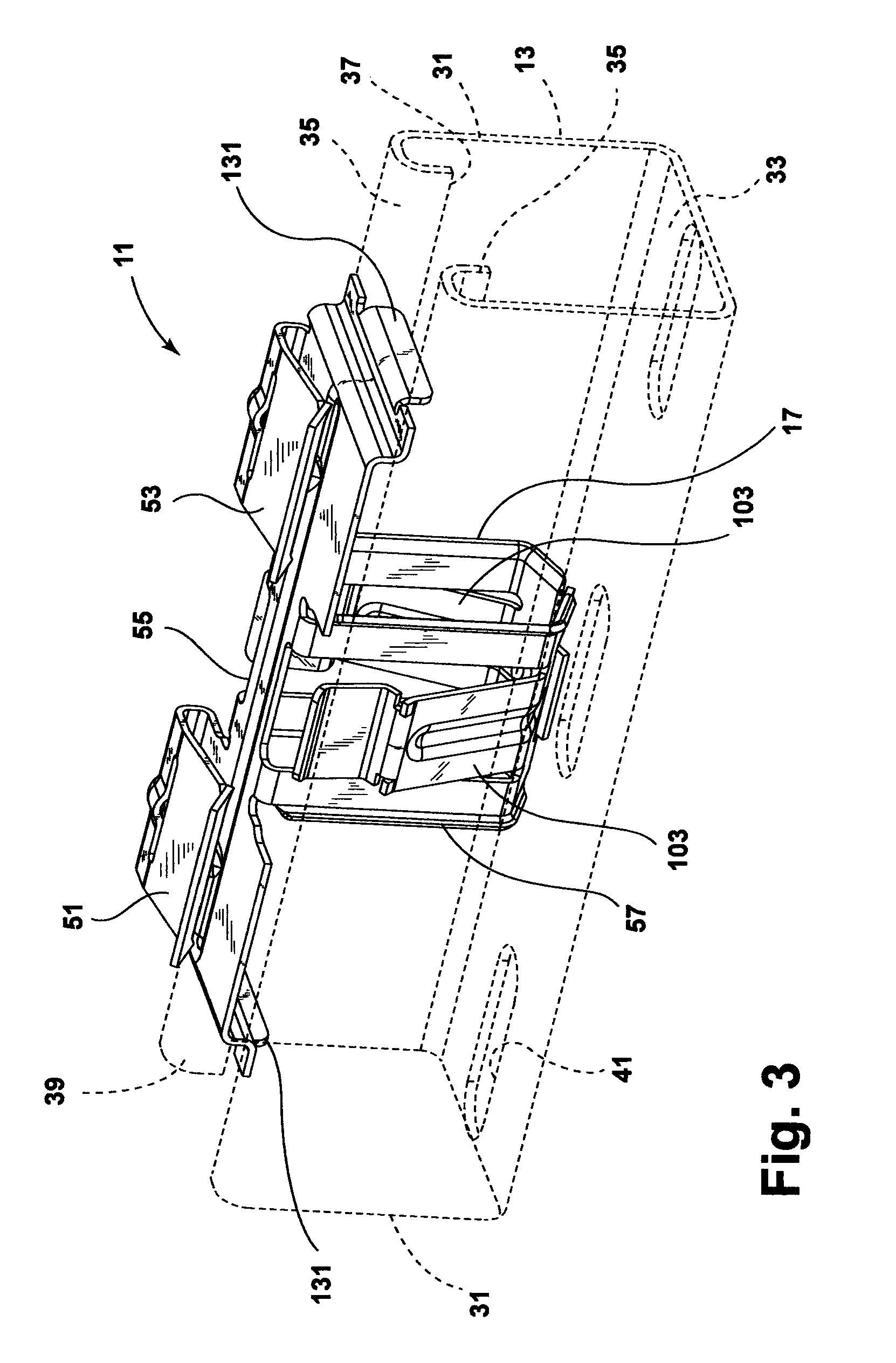 patent us8590223