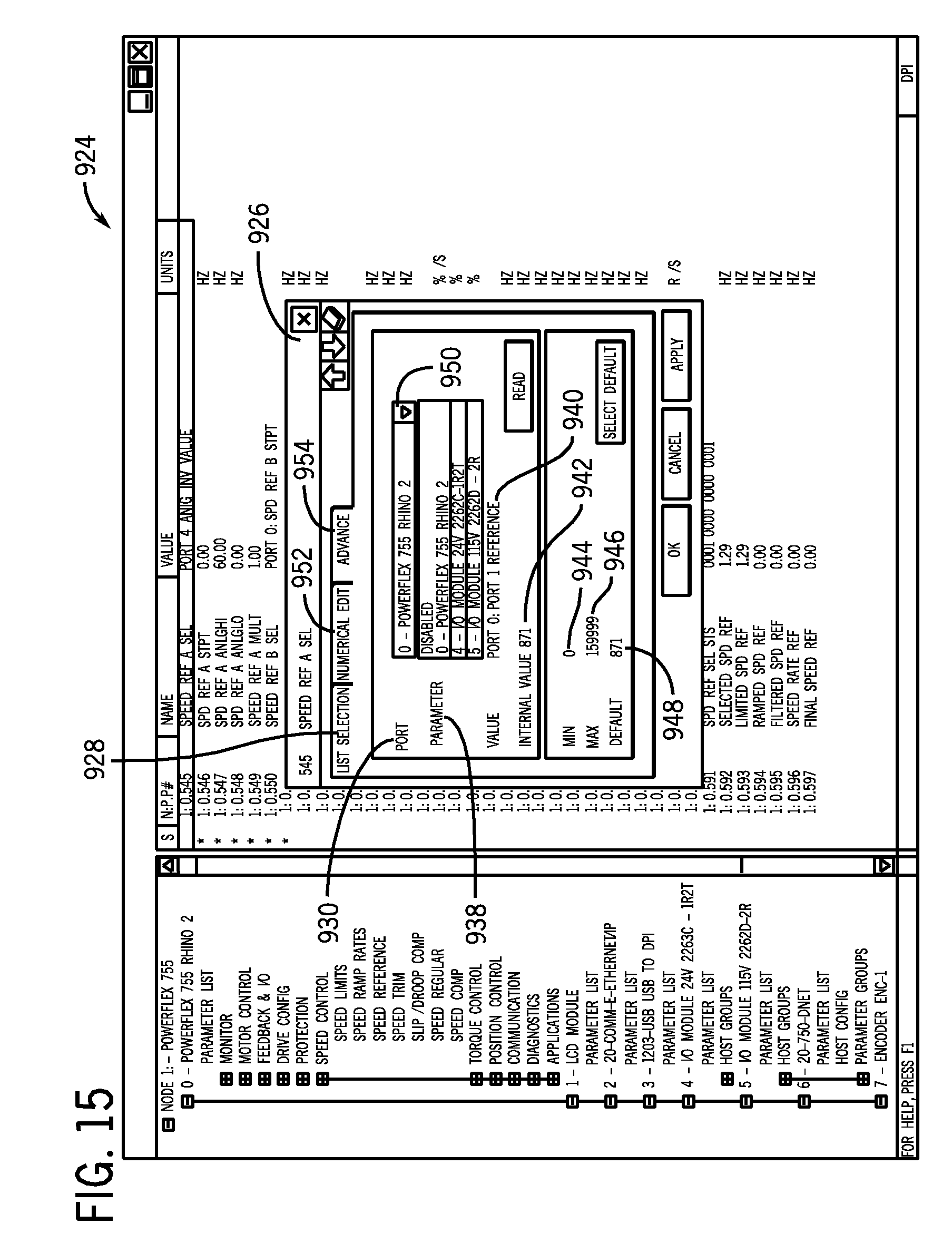 US08593090 20131126 D00013 patent us8593090 motor controller having integrated powerflex 700 wiring diagram at mifinder.co