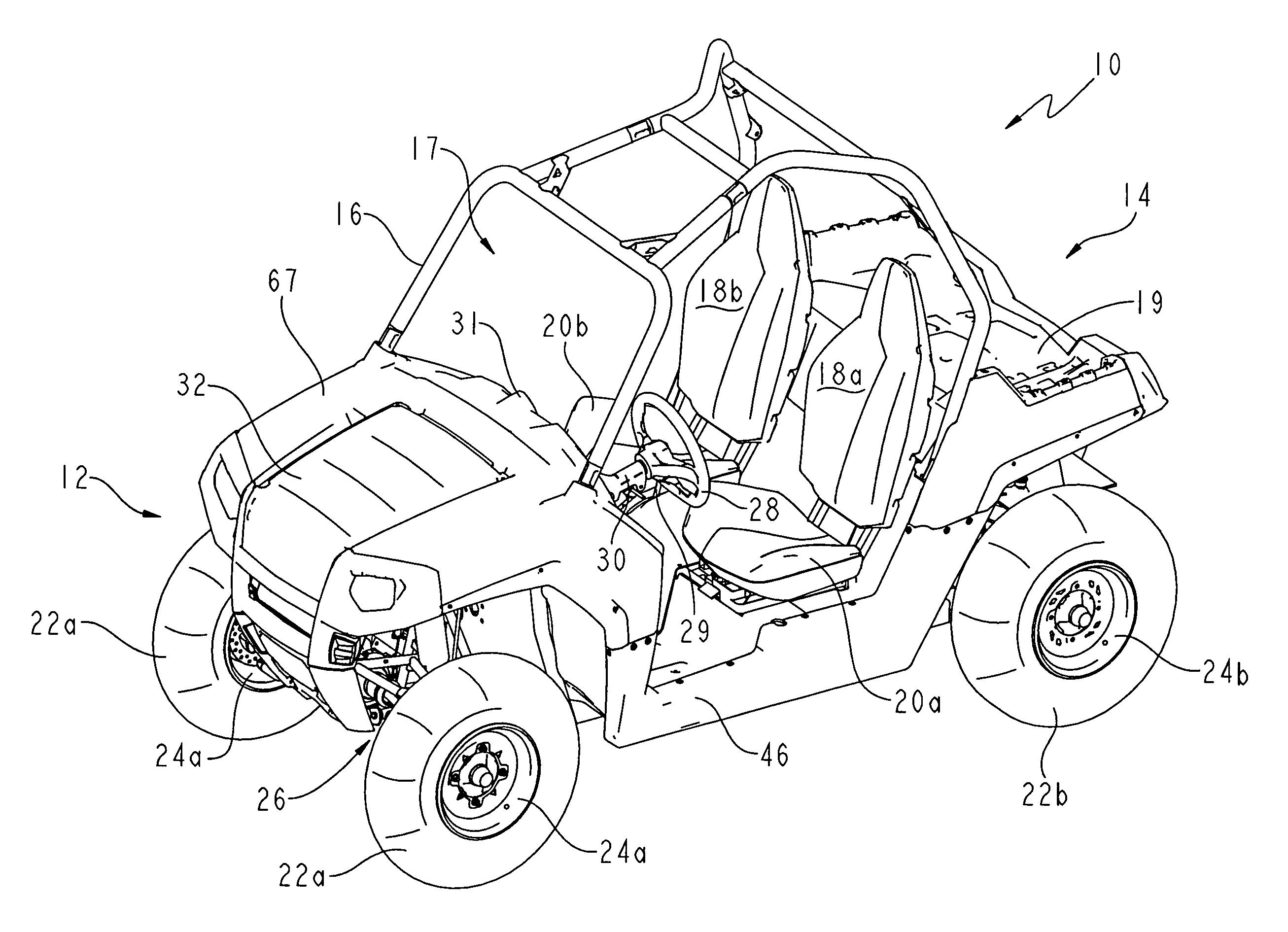arctic cat atv plow parts diagram html