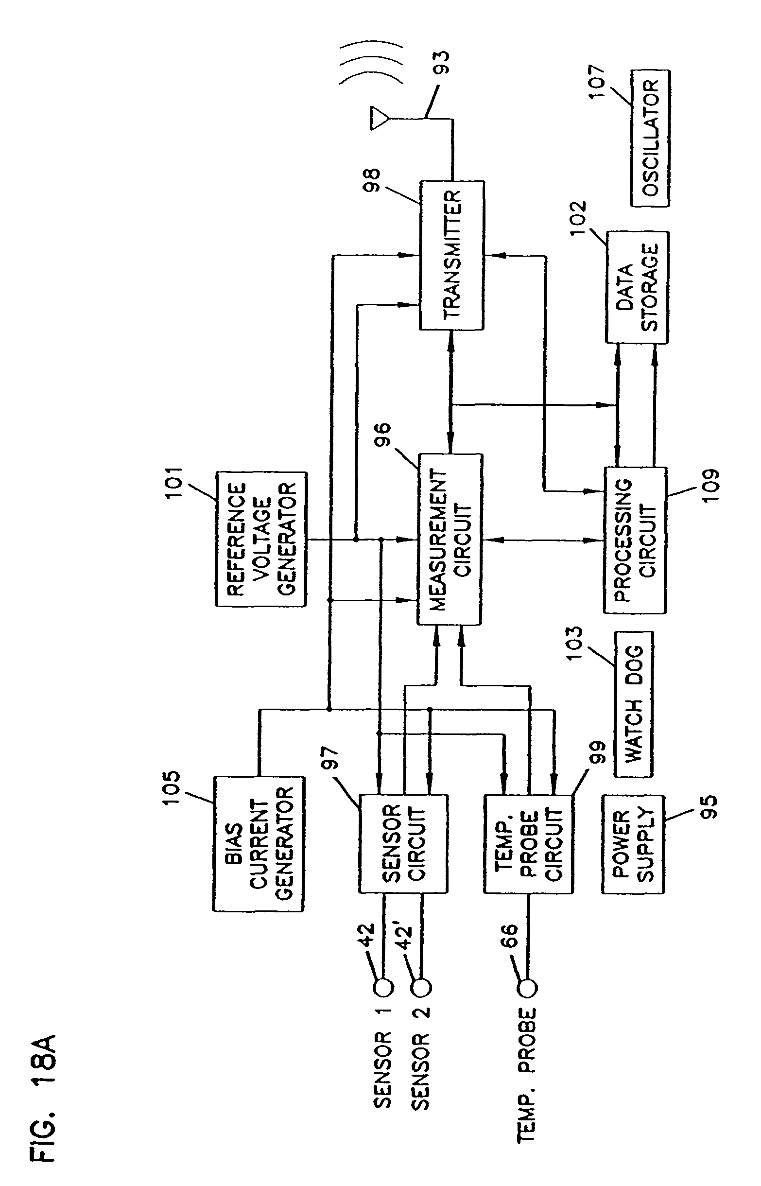 Patent Us8597189 Analyte Monitoring Device And Methods Of Use Circuits 555 Based Ultrasonic Oxygen Fish Tank Circuit Drawing