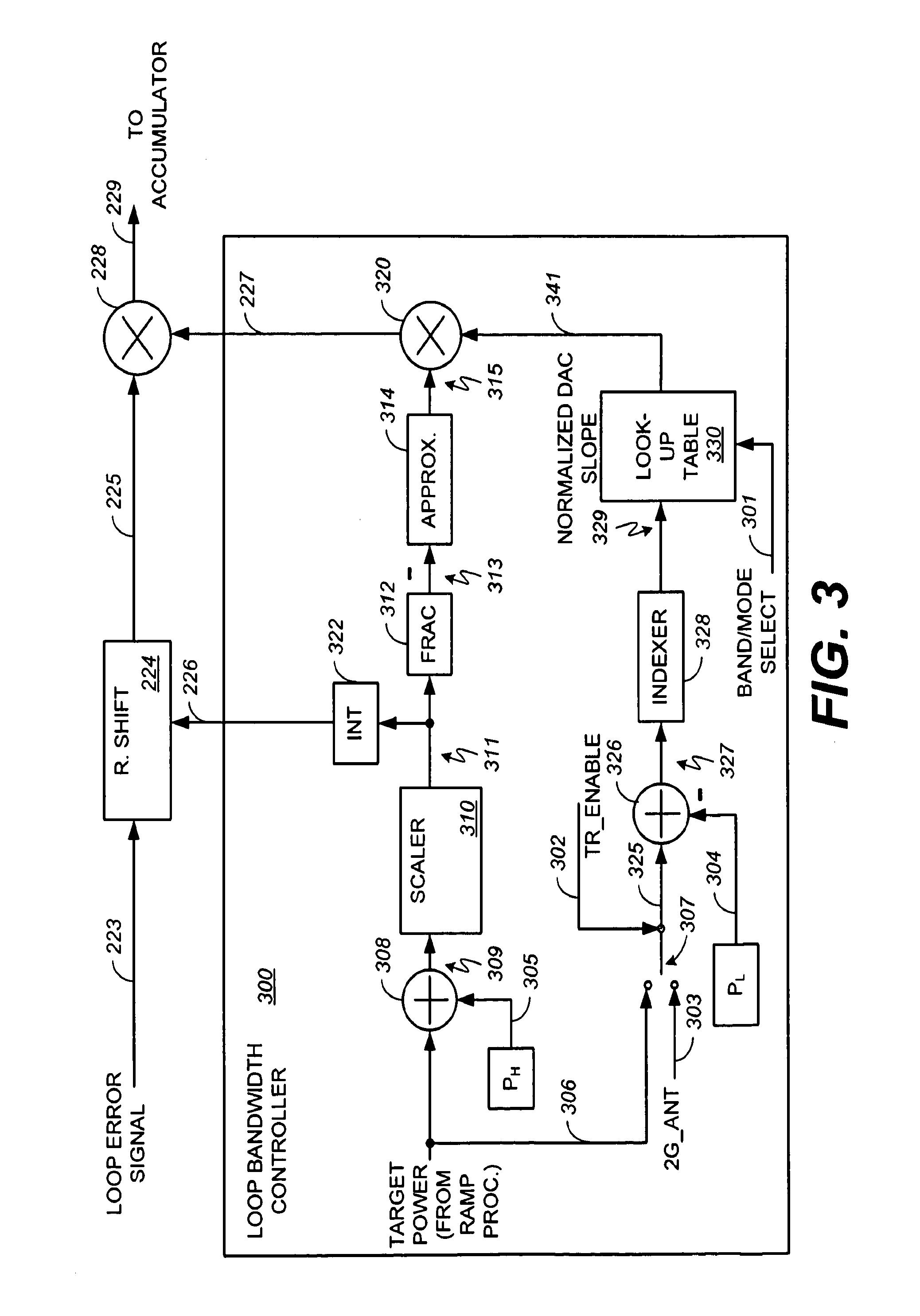 Patente Us8606311 Closed Loop Adaptive Power Control For Adjusting Zero Crossing Detector Using Ic 311 Patent Drawing