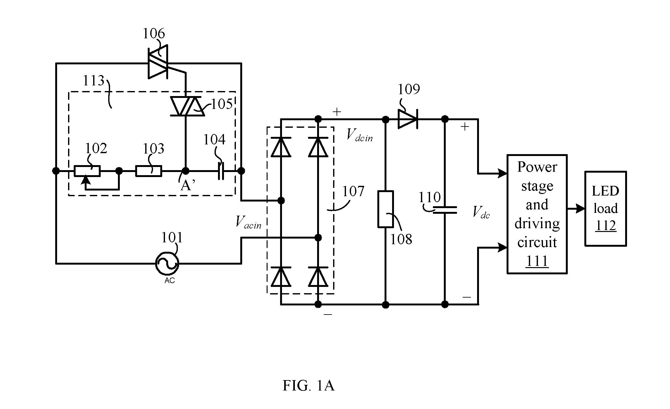 Scr Dimmer Circuit