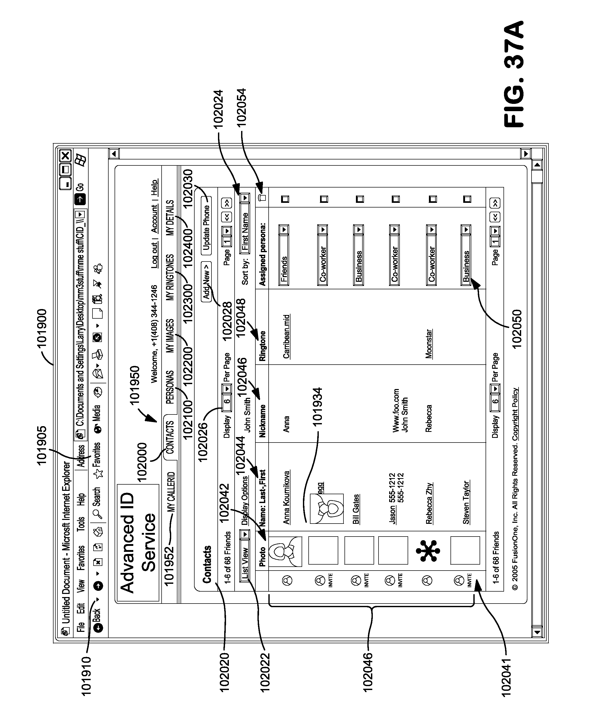 Patent Us8621025 Mobile Data Transfer And Synchronization System Audio Visual Ringtone Circuit Schematic Diagram Drawing