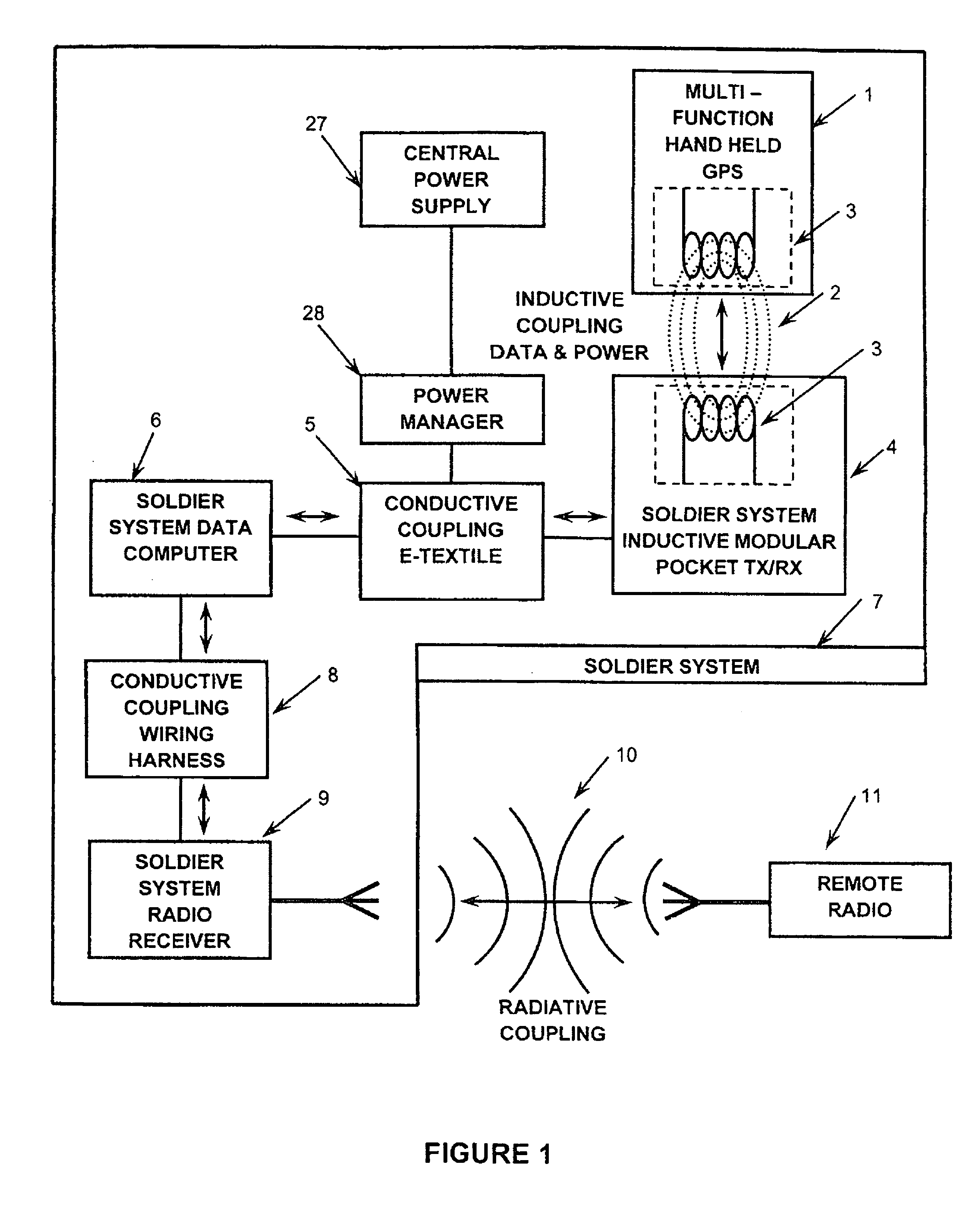 patent us8633616