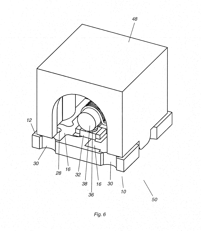 patent us8644029 - surface mount bias tee