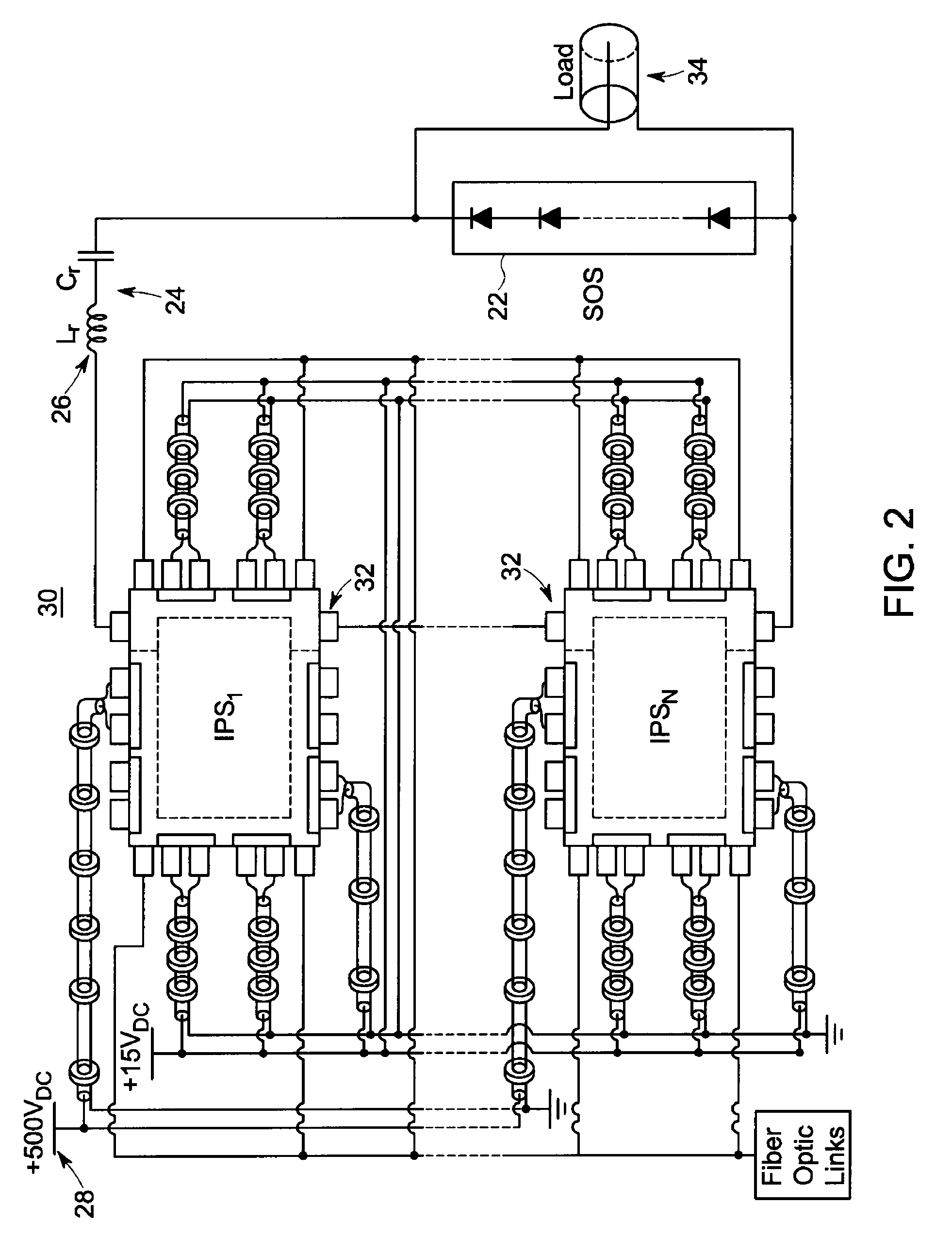 patent us8649188 - solid state pulsed power generator