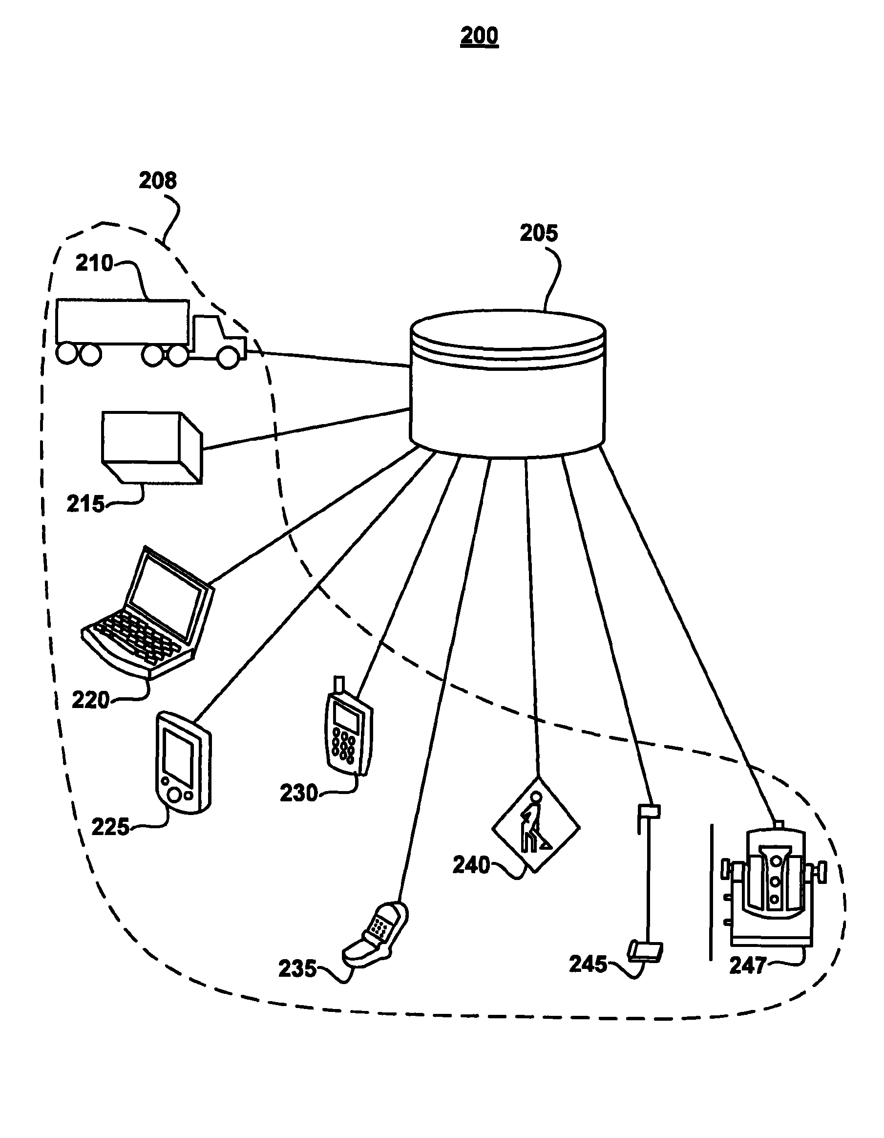 Patent Us8666936 System And Method For Asset Management Google Deere 1010 Parts Diagram In Addition John Dozer Track Drawing