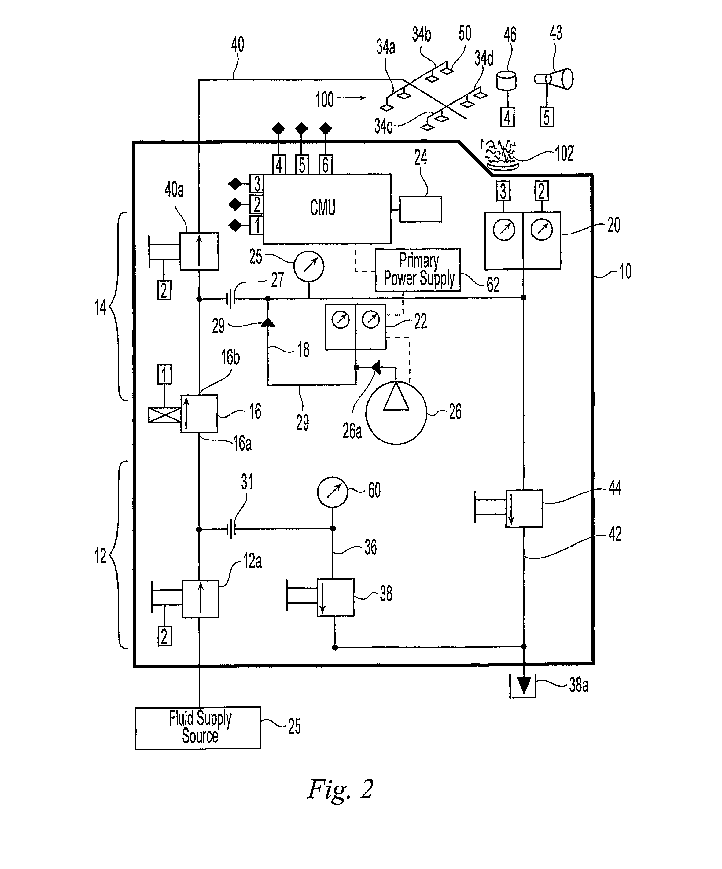 patent us8668023 releasing control unit for a residential fire