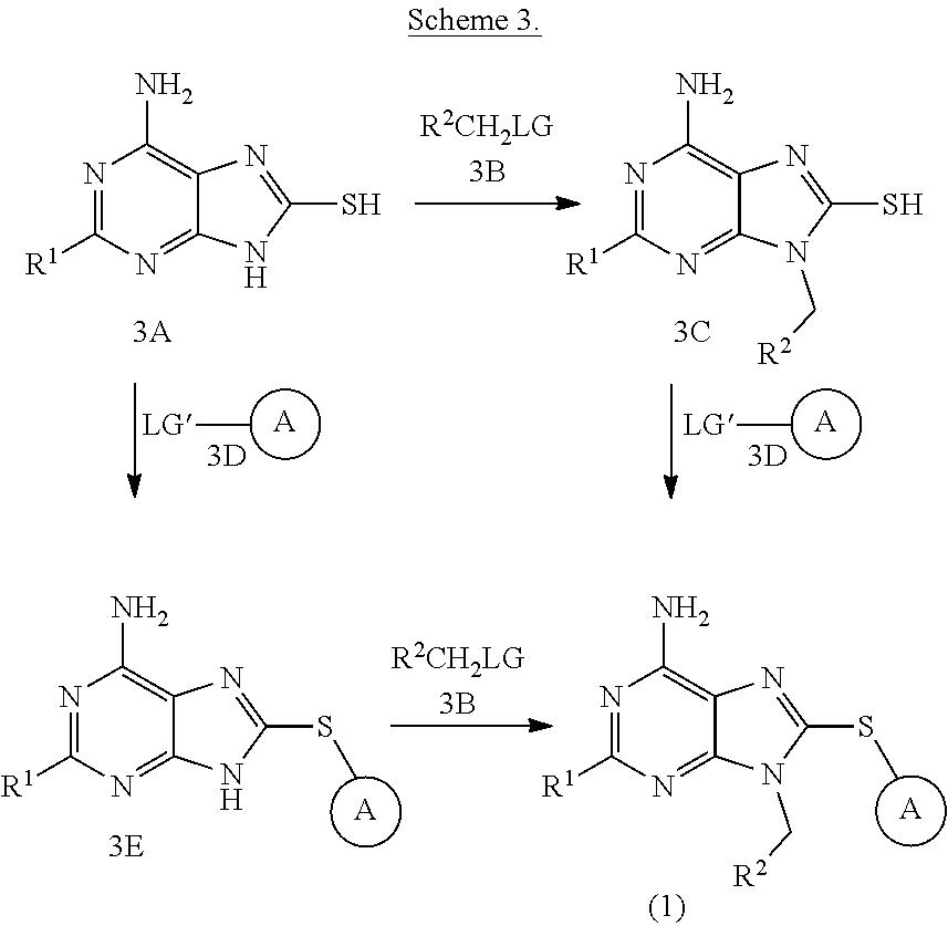 Patent US8669248 - Adenine inhibitors of HSP90 - Google Patents