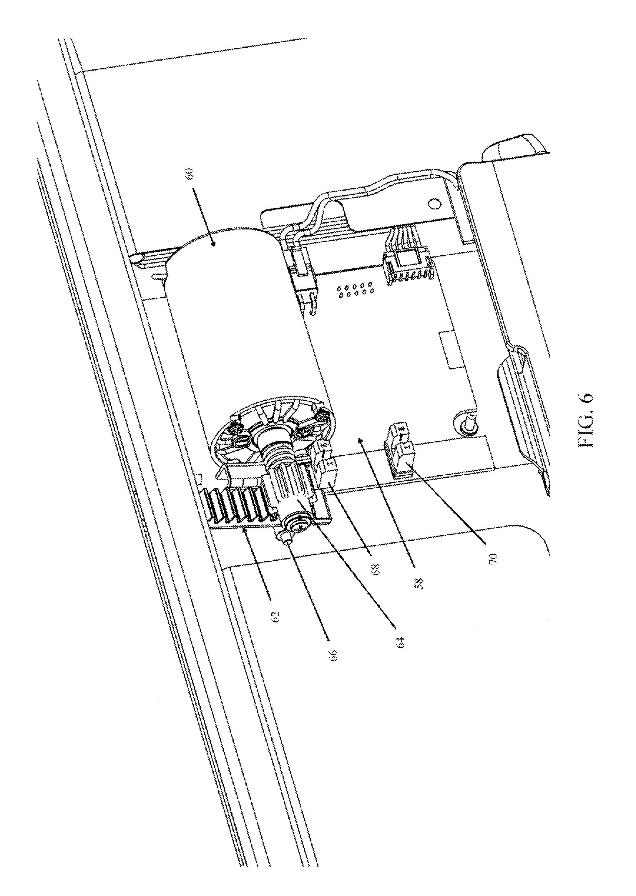 US08686676 20140401 D00006 patent us8686676 trash can with power operated lid google patents Motion Sensor Switch Wiring Diagram at gsmx.co