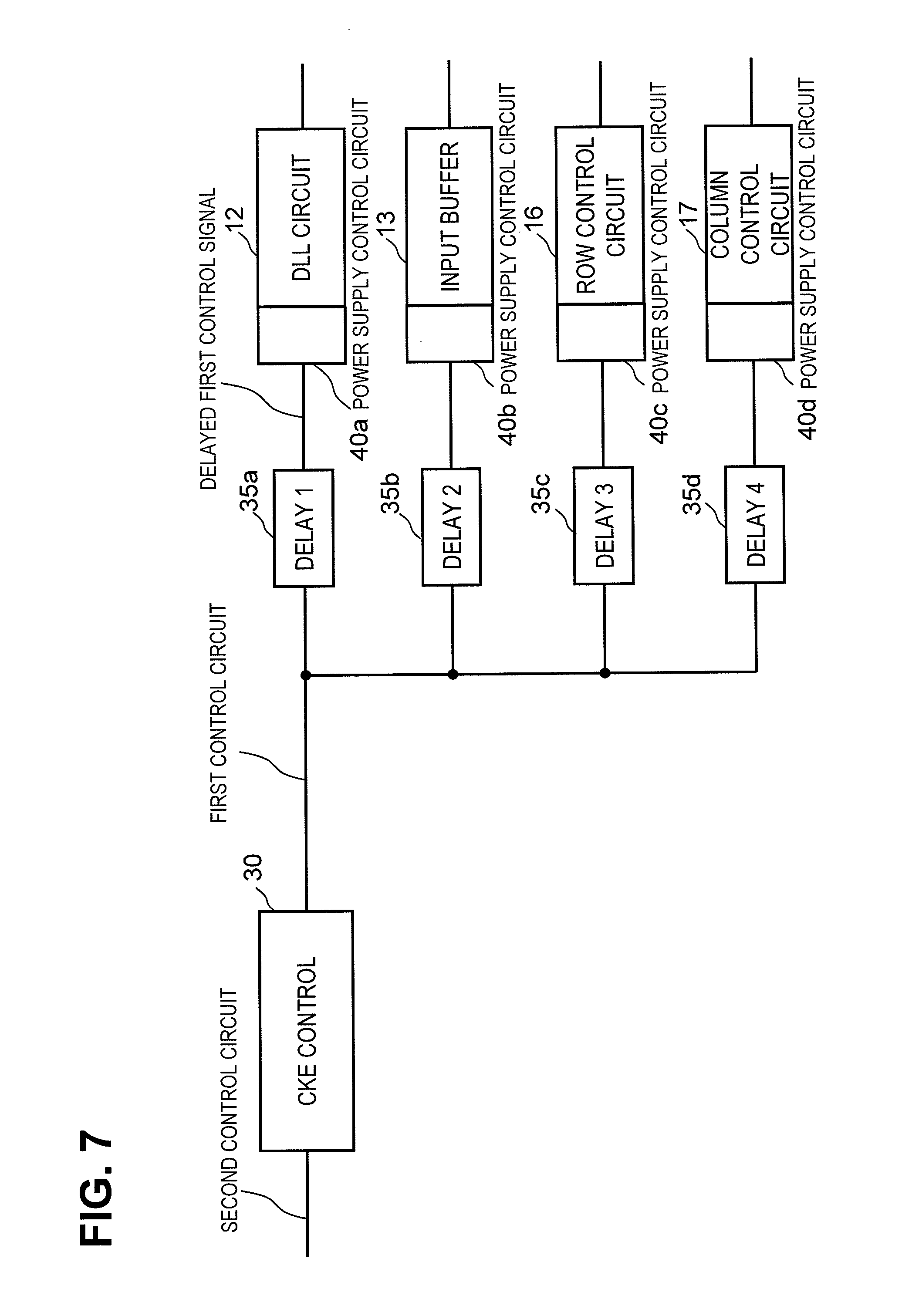 Patent Us8689031 Semiconductor Device And Power Supply Control The Time Delay Circuit With A Fet Controlcircuit Diagram Drawing