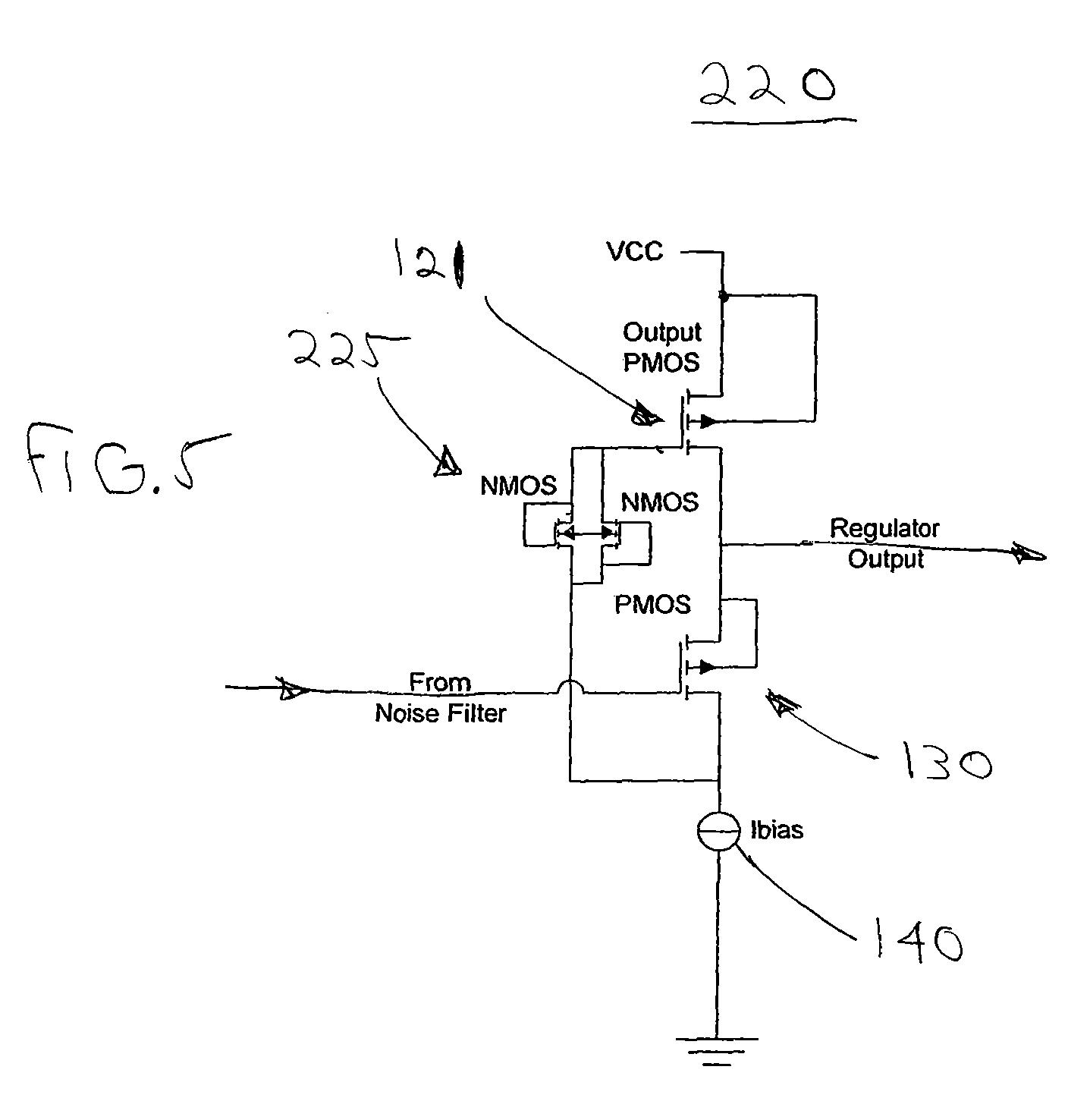 Patent Us8692529 Low Noise Dropout Voltage Regulator Google Filter Circuit Drawing