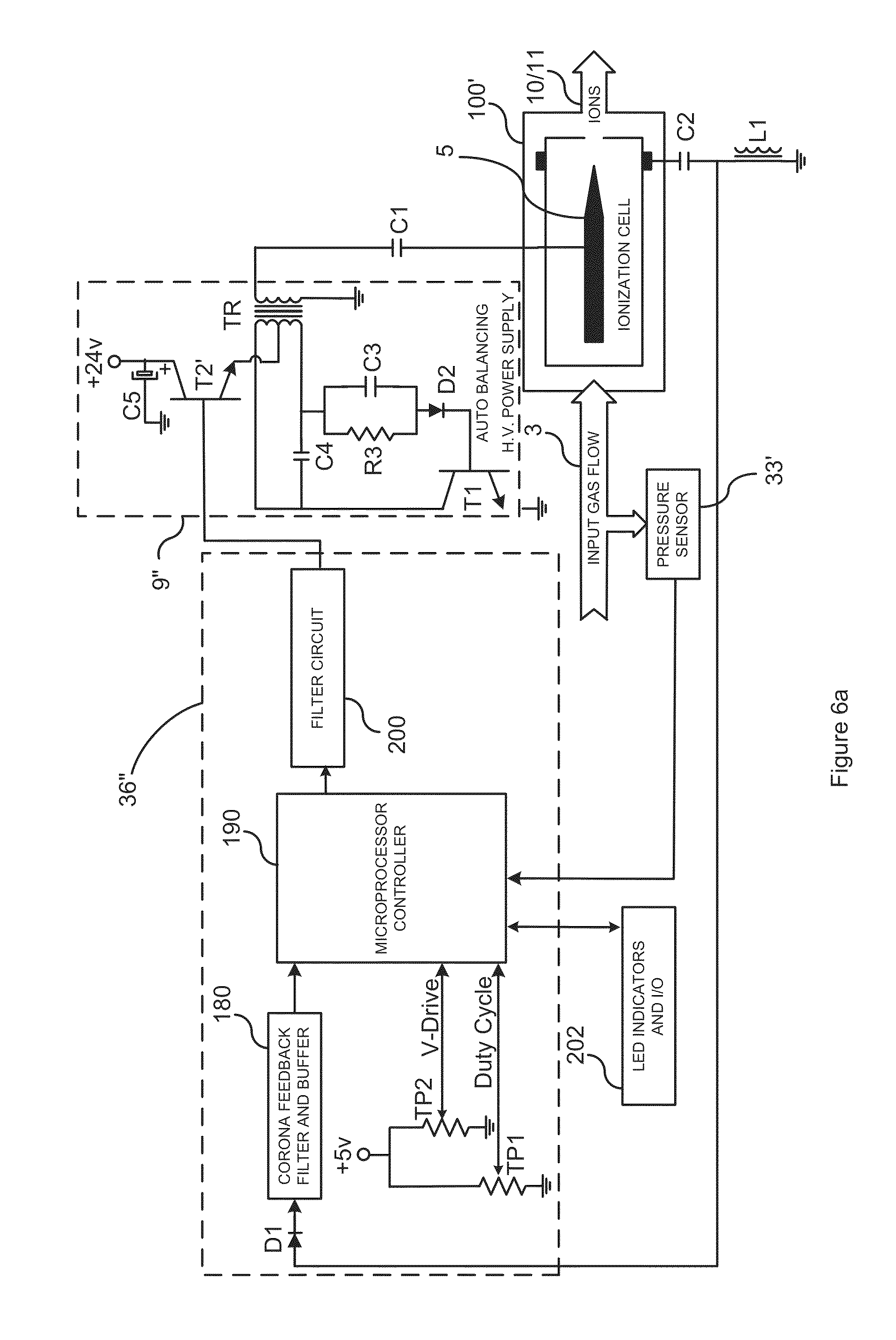 Ionizer Transormer Dc Power Supply Wiring Diagram on Dc Boost Converter Circuit