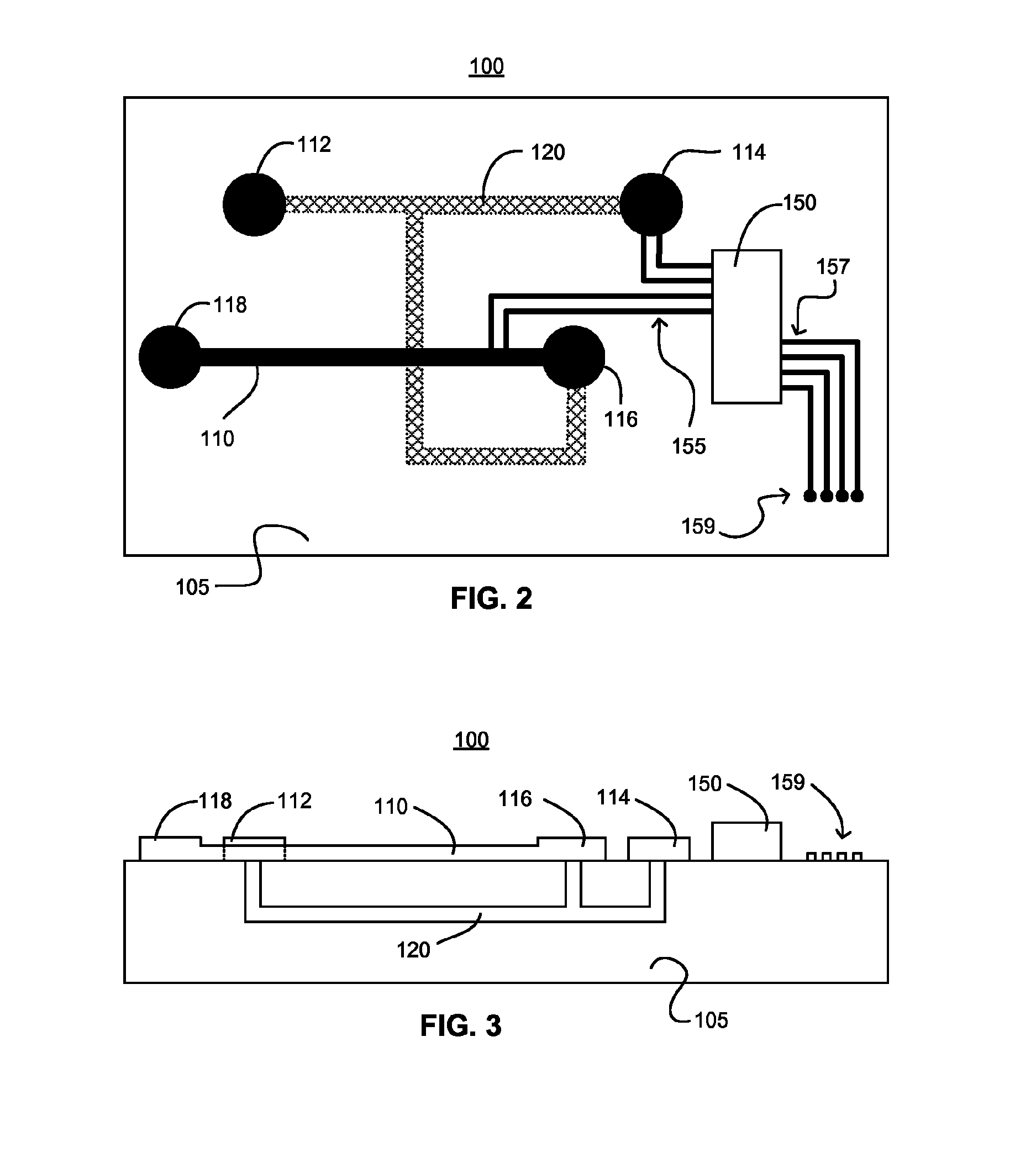 Patent Us8707545 Single Layer Pcb Microfluidics Google Patents Solder Resist Composition And Printed Circuit Boards Drawing