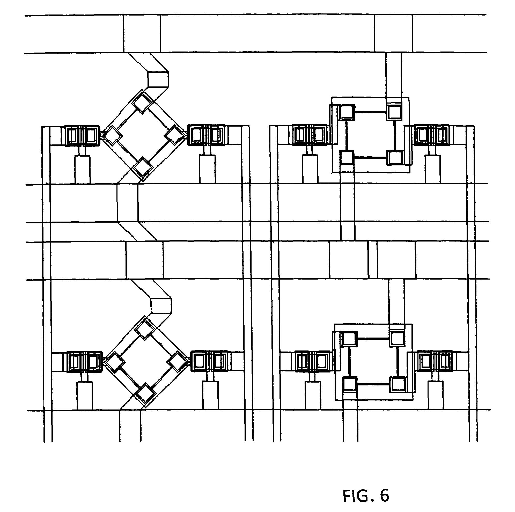 Patente Us8707796 Semiconductor Strain Gauge Array Google Patentes Wheatstone Bridge Wiring Diagram Patent Drawing