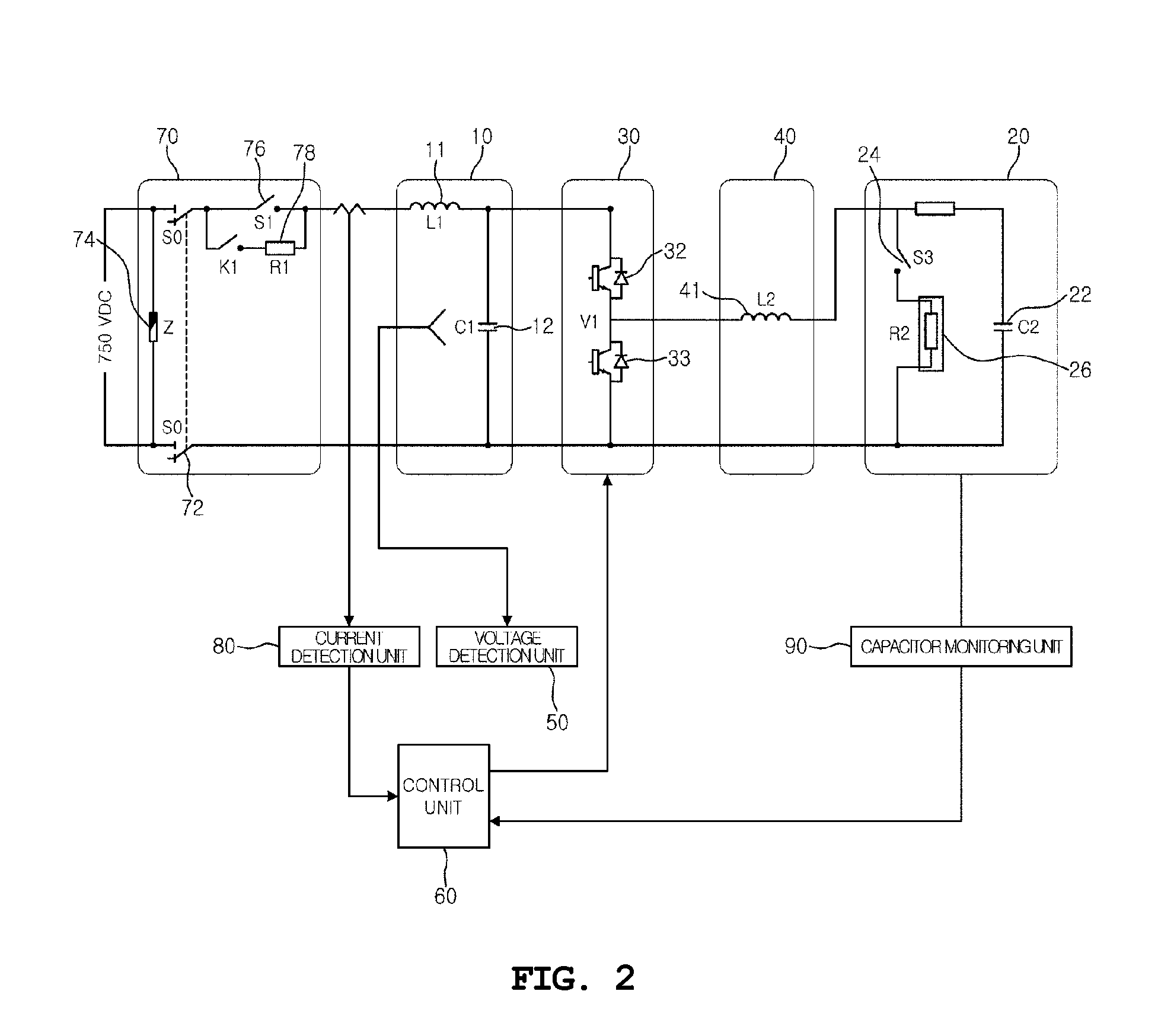 Patent Us8710702 Regenerative Power Storage System Mounted On Dc 1070 Case Wiring Diagram Drawing