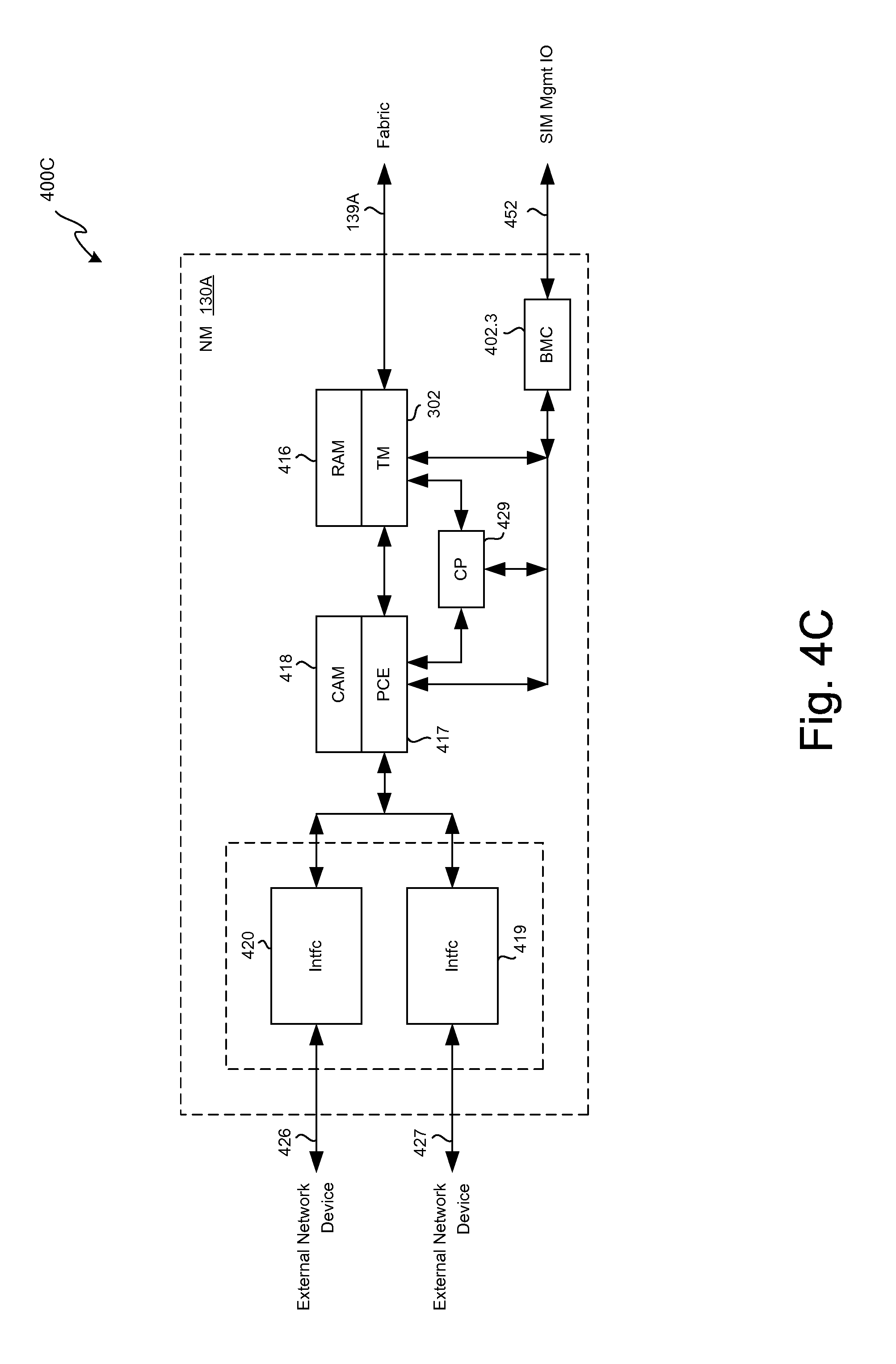 Patent Us8713295 Fabric Backplane Enterprise Servers With Rj45 Telephone Wiring Diagram And Darren Drawing