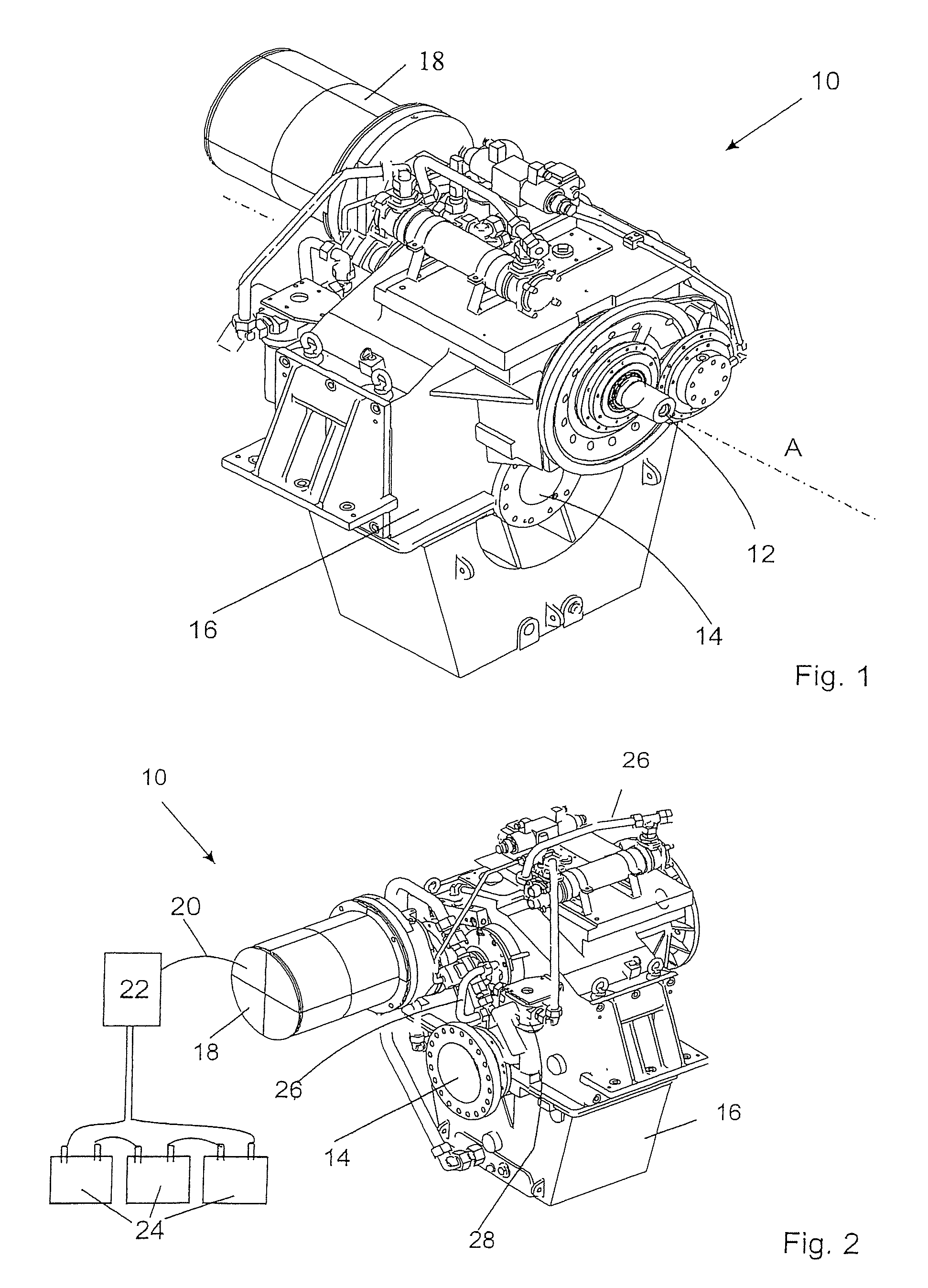 Marine Transmission Diagrams As Well Patent Us8715022 Vessel Google Patents