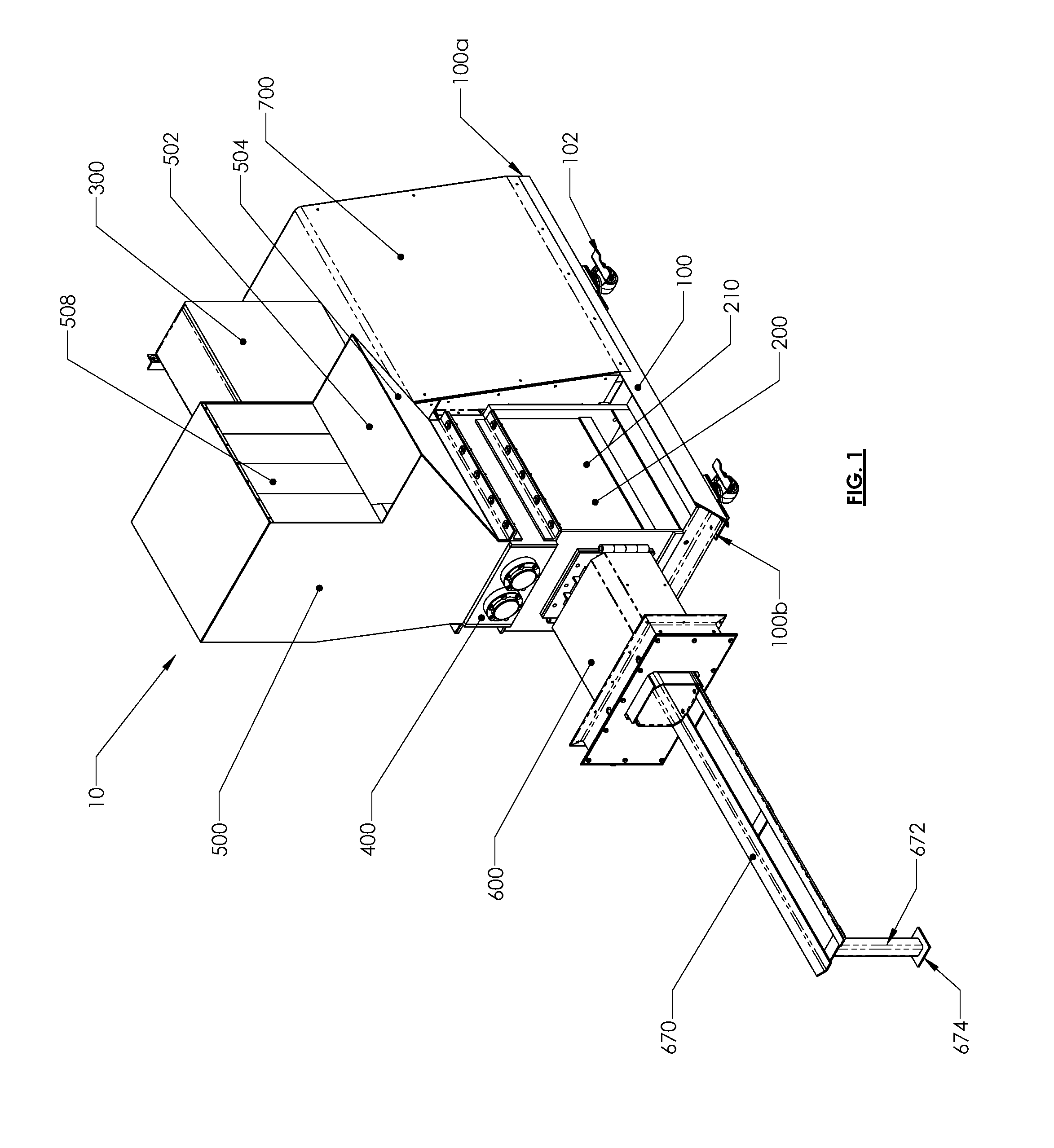 Patent Us8720330 System And Method For Adjusting Cooling A Front Differential Diagram On 2007 Gmc Yukon Rear Axle Parts Drawing