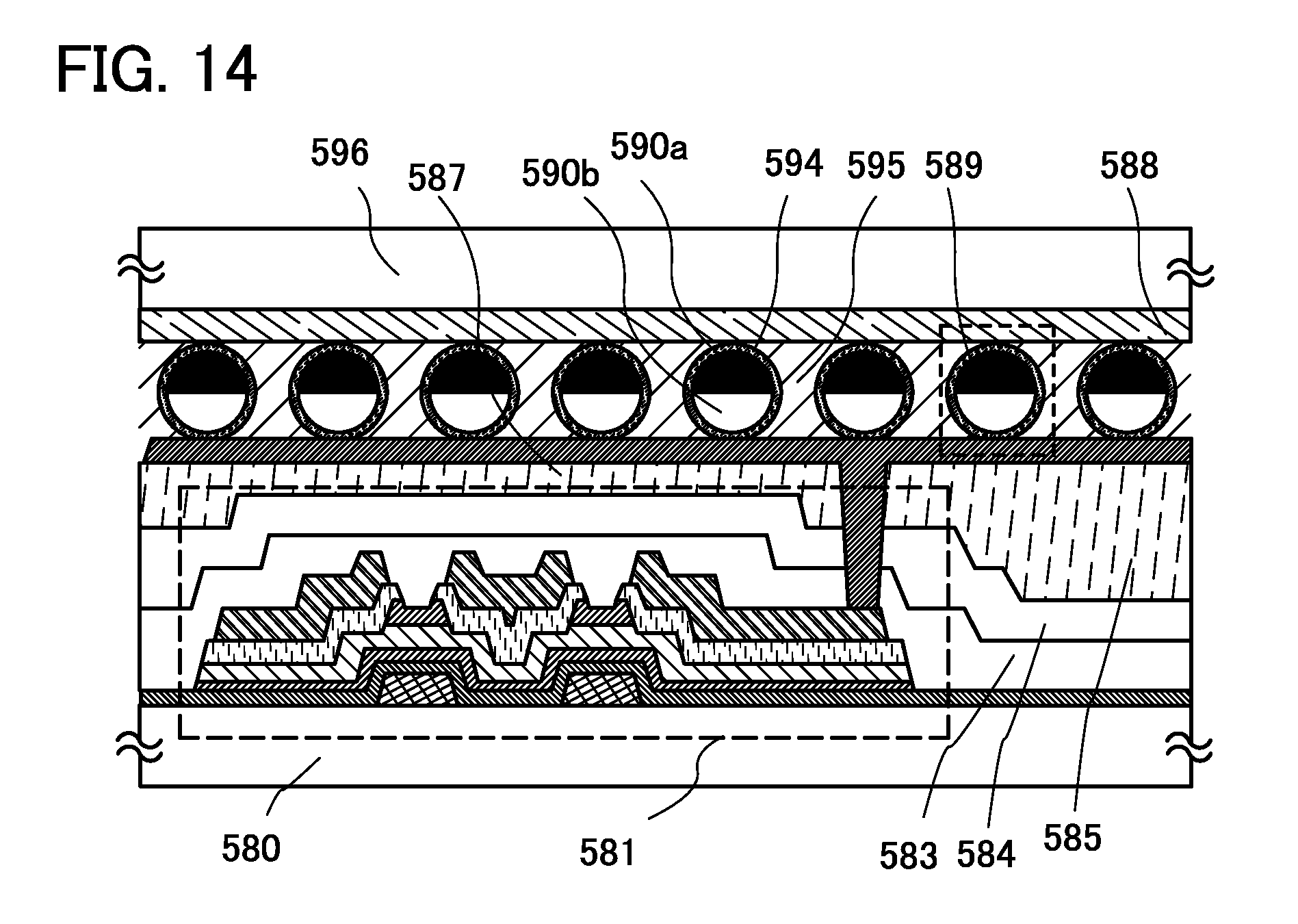 Patent Us8729547 Method For Manufacturing Semiconductor Device 587 Block Signal Wiring Diagram Drawing