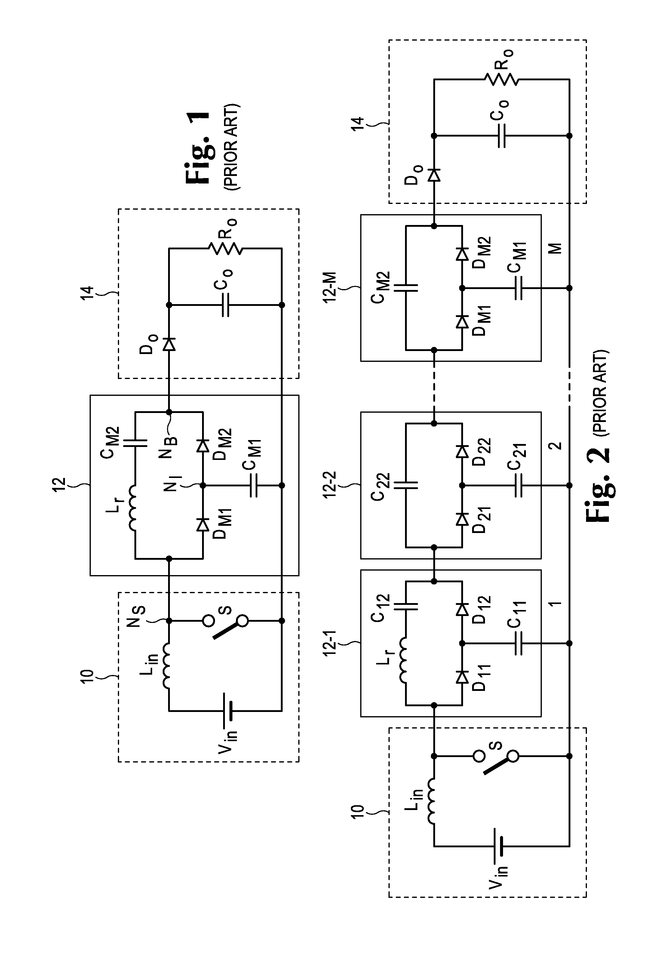 Patent Us8737093 Power Converter With Quasi Resonant Voltage Multiplier Diodes And Capacitors Drawing