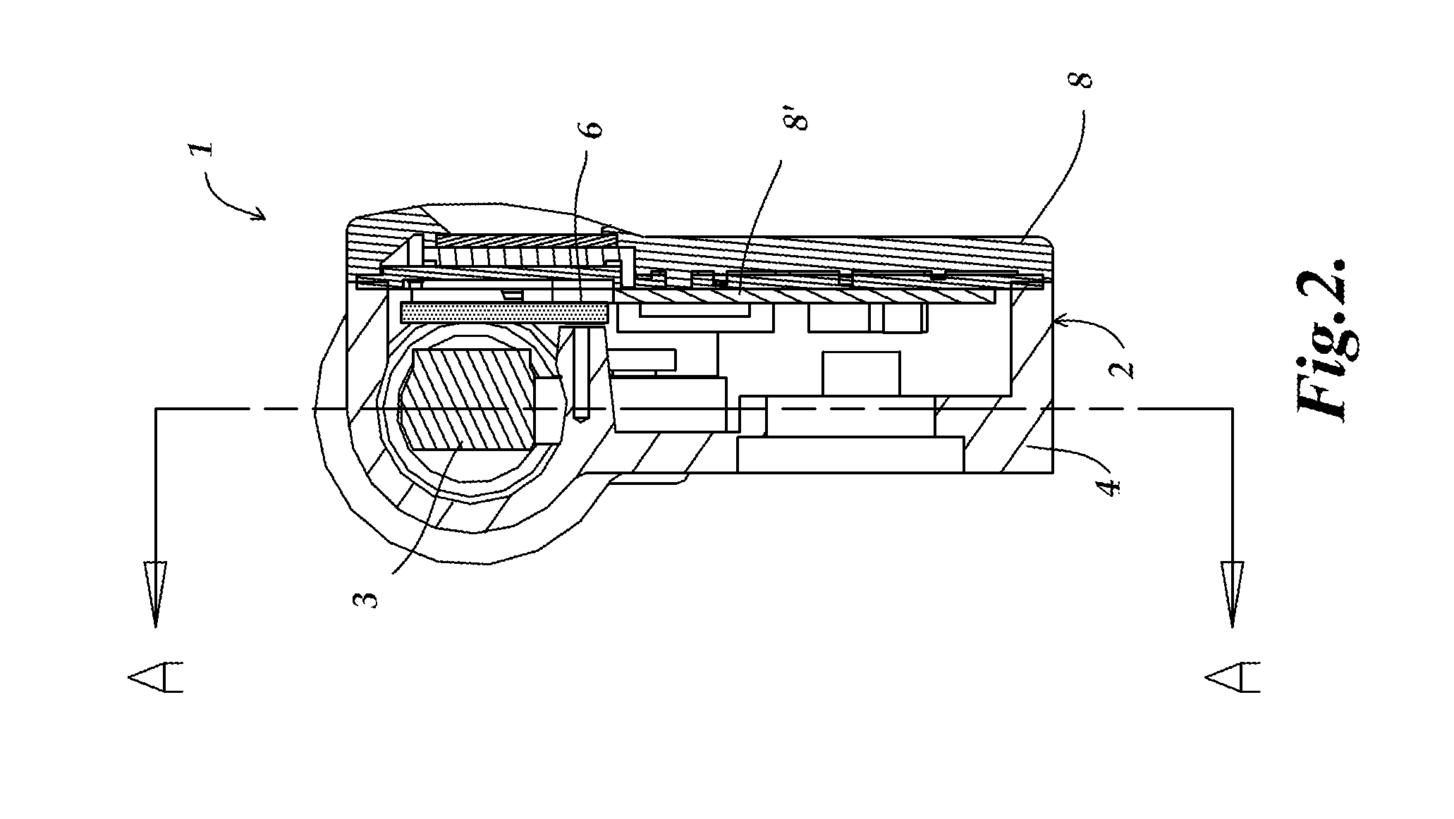 Patent Us8739428 Constant Force Spring Actuator For A Handheld Crf 450 Wiring Diagram Drawing